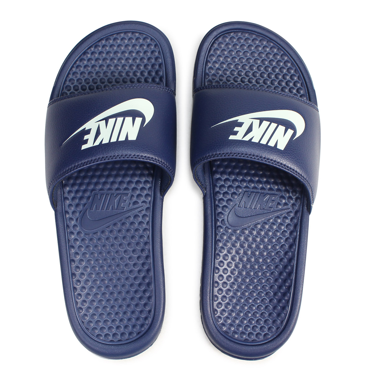d1c37ef6a9c6 Nike NIKE sandals べ ナッシシャワーサンダルスポーツ BENASSI JUST DO IT 343