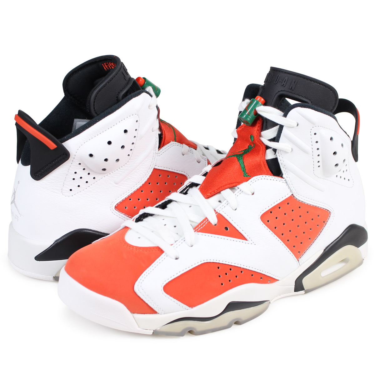 8cc8481b123 Whats up Sports  NIKE AIR JORDAN 6 RETRO GATORADE Nike Air Jordan 6  nostalgic sneakers 384