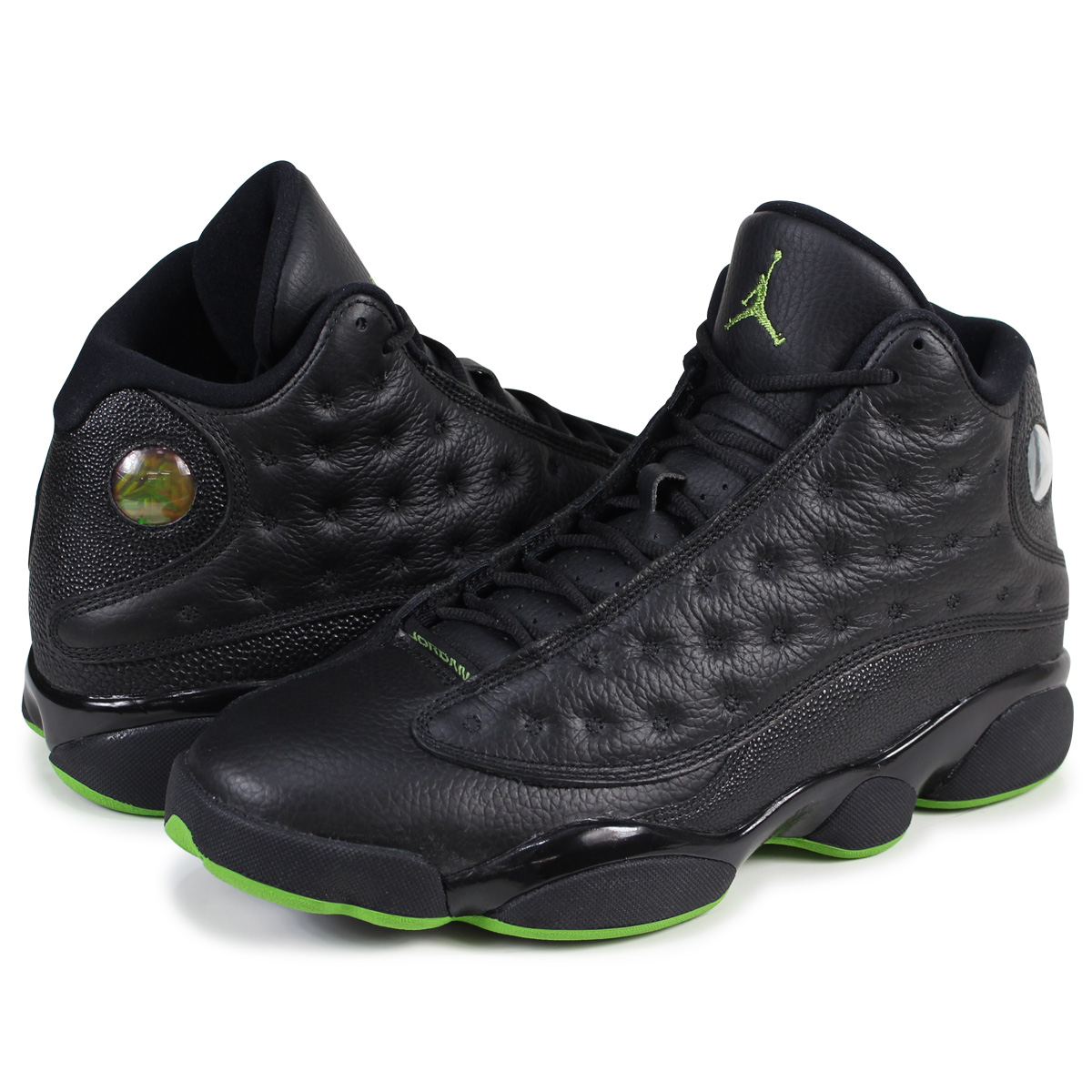 6c5682f89483 NIKE AIR JORDAN 13 RETRO ALTITUDE Nike Air Jordan 13 nostalgic sneakers  414