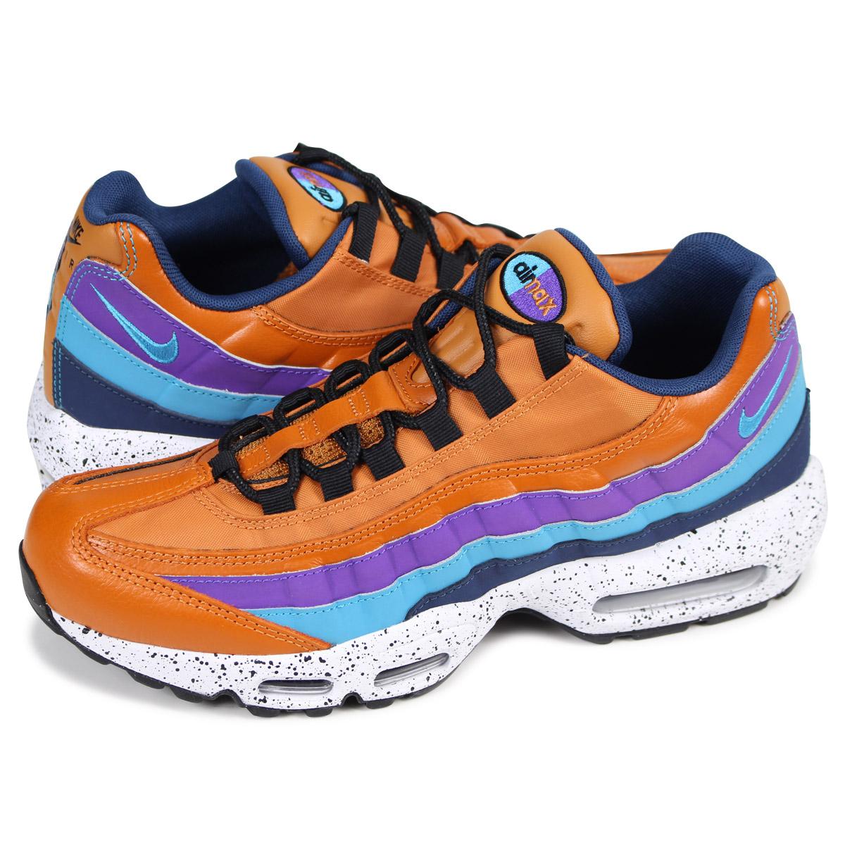 discount sale low price sale usa cheap sale NIKE AIR MAX 95 PREMIUM Kie Ney AMAX 95 premium sneakers men 538,416-800  orange [2/17 Shinnyu load]