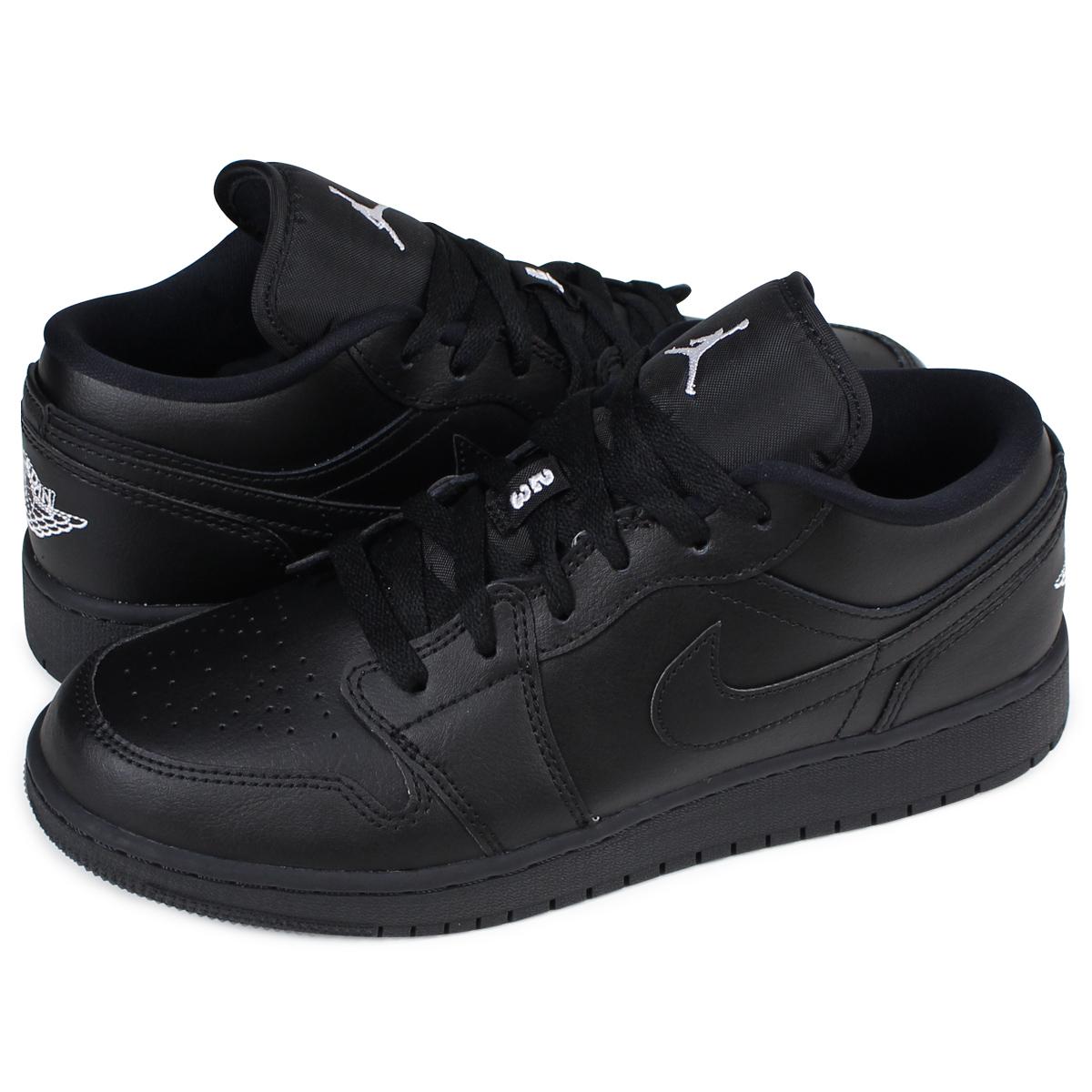 newest 81836 ea4a7 ... order nike air jordan 1 bg nike air jordan 1 low ladys sneakers 553560 006  shoes
