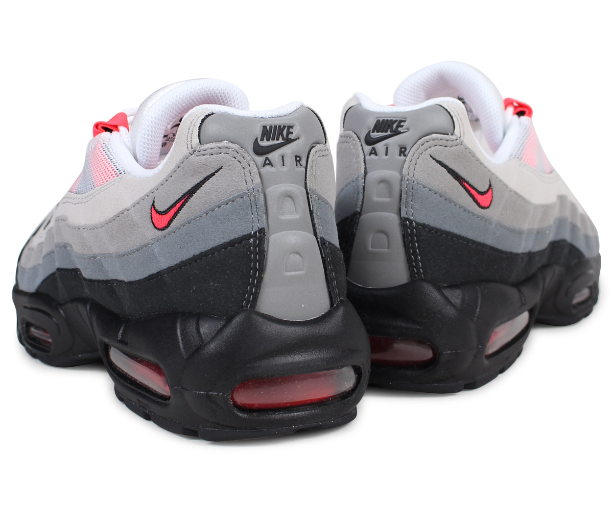 sports shoes 50763 a0035 NIKE AIR MAX 95 OG Kie Ney AMAX 95 sneakers men 609,048-106 solar red [3/12  Shinnyu load]