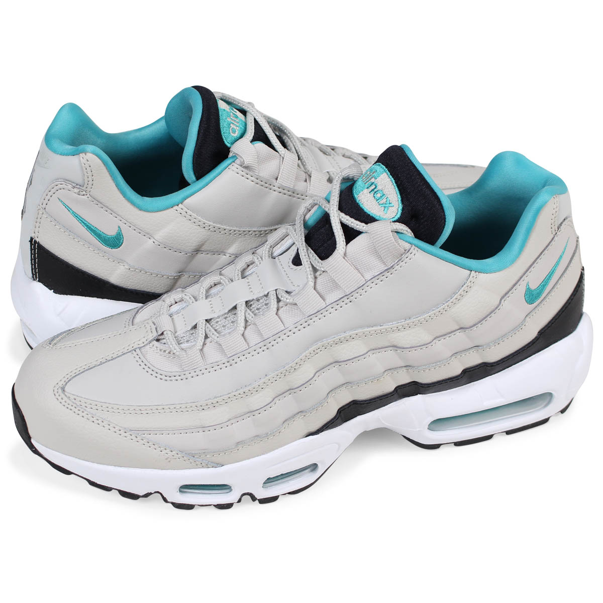new concept 6edf3 f0ef9 Nike NIKE Air Max 95 essential sneakers men AIR MAX 95 ESSENTIAL  749,766-027 off-white white