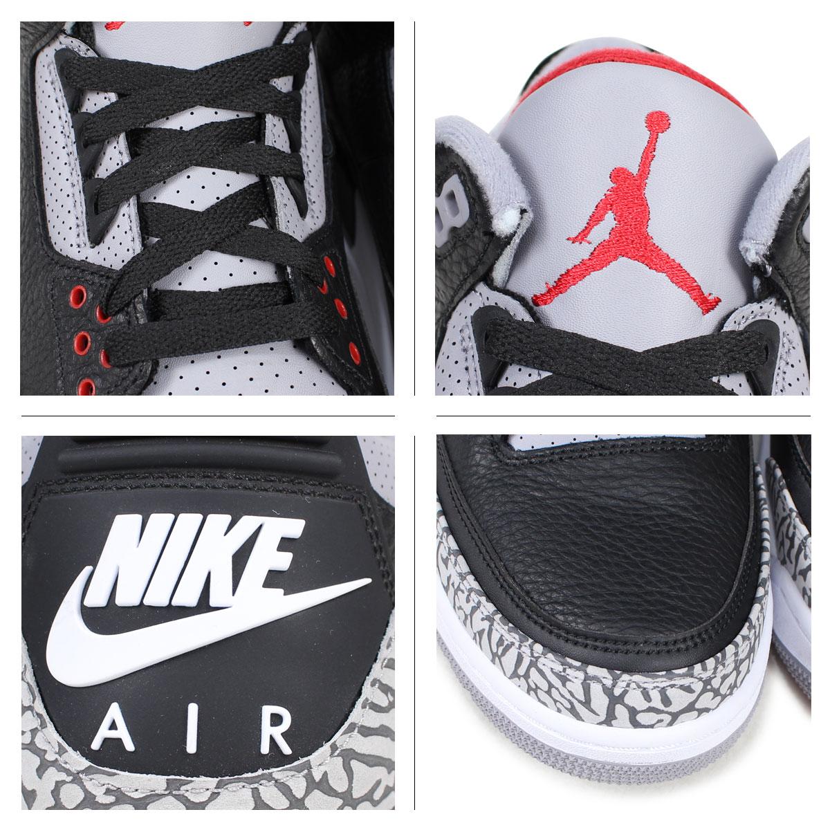 ab2d8706a06 ... NIKE AIR JORDAN 3 RETRO OG Nike Air Jordan 3 nostalgic sneakers men  854,262-001 ...
