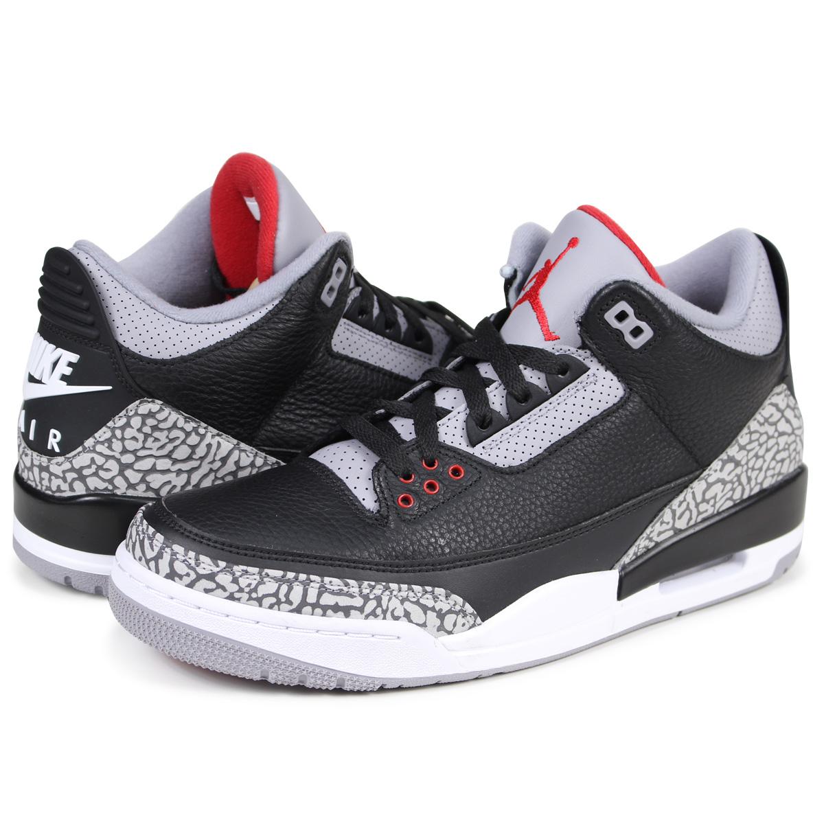 6bd5ea1f2b6 NIKE AIR JORDAN 3 RETRO OG Nike Air Jordan 3 nostalgic sneakers men  854,262-001 ...