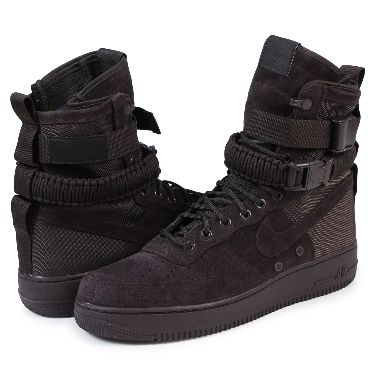 premium selection c28e2 5f711 NIKE SPECIAL FIELD AIR FORCE 1 Nike air force 1 high sneakers 864,024-203  men's shoes purple [load planned Shinnyu load in reservation product 9/29  ...