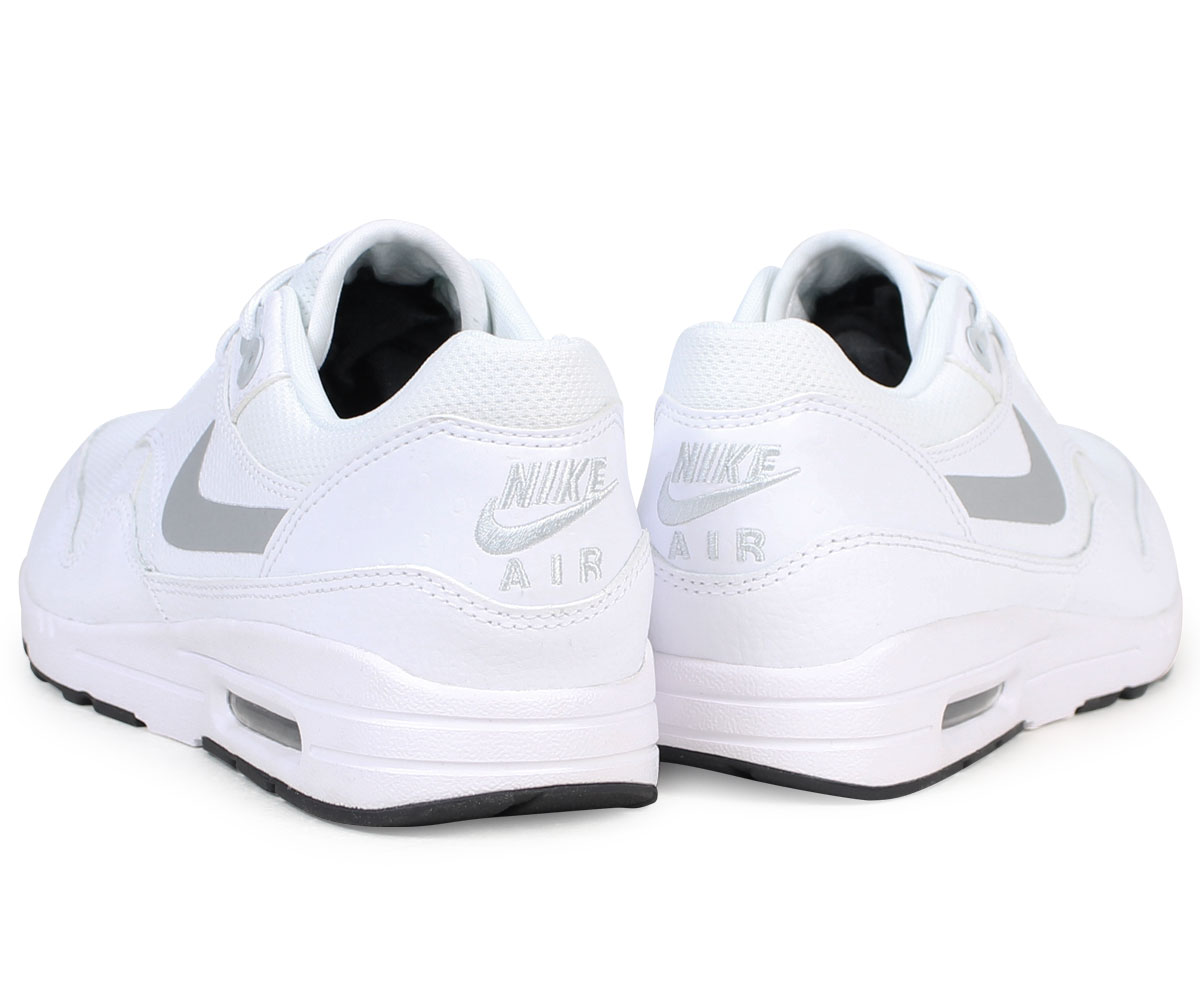 NIKE WMNS AIR MAX 1 ULTRA Kie Ney AMAX 1 ultra 2.0 Lady's sneakers 881,104 100 shoes white [1023 Shinnyu load]