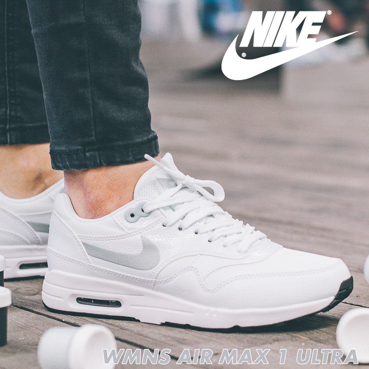 13 11 Size 7.5 UK Nike Wmns Air Max 1 Ultra 2.0 Womens gran