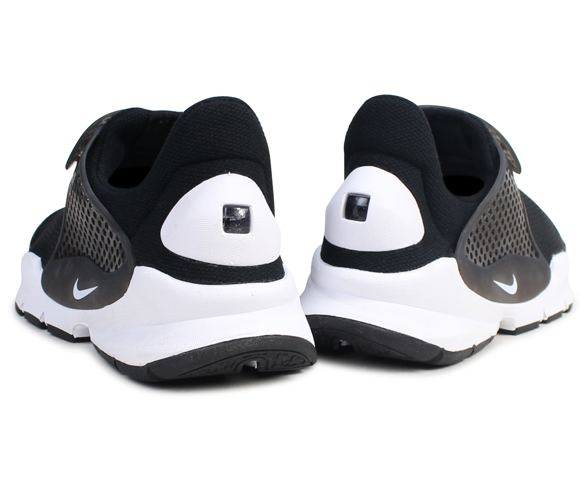 Nike NIKE ソックダートレディーススニーカー SOCK DART GS 904,276-001 shoes black [8/9  Shinnyu load]