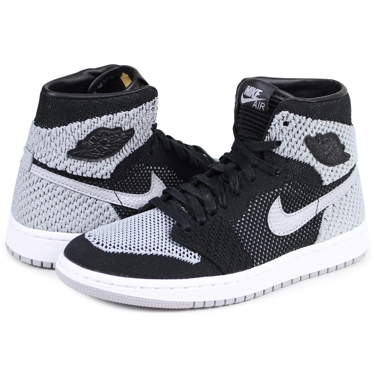 sale retailer c93c0 88cd0 NIKE Nike Air Jordan 1 nostalgic fried food knit Lady s sneakers AIR JORDAN  1 RETRO HI ...