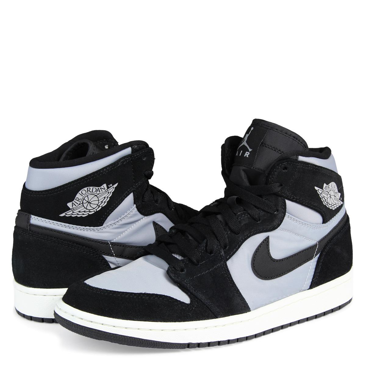 665b47b176802 Whats up Sports  NIKE AIR JORDAN 1 RETRO HIGH PREMIUM Nike Air Jordan 1  nostalgic high sneakers AA3993-003 men shoes black  10 16 Shinnyu load