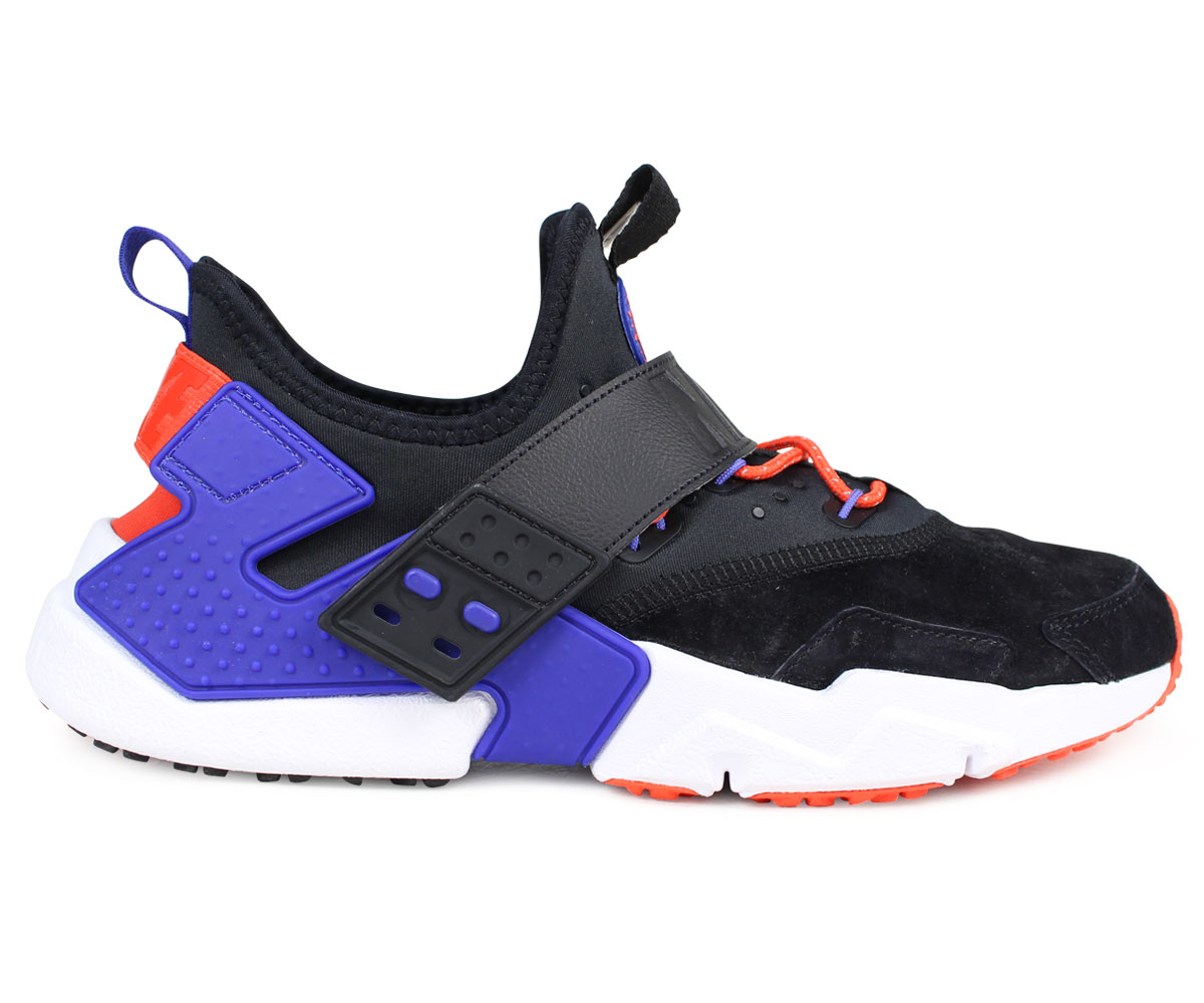 98ff5a46f2ef NIKE AIR HUARACHE DRIFT PREMIUM ナイキエアハラチドリフトスニーカー AH7335-002 men black  load  planned Shinnyu load in reservation product 1 23 containing