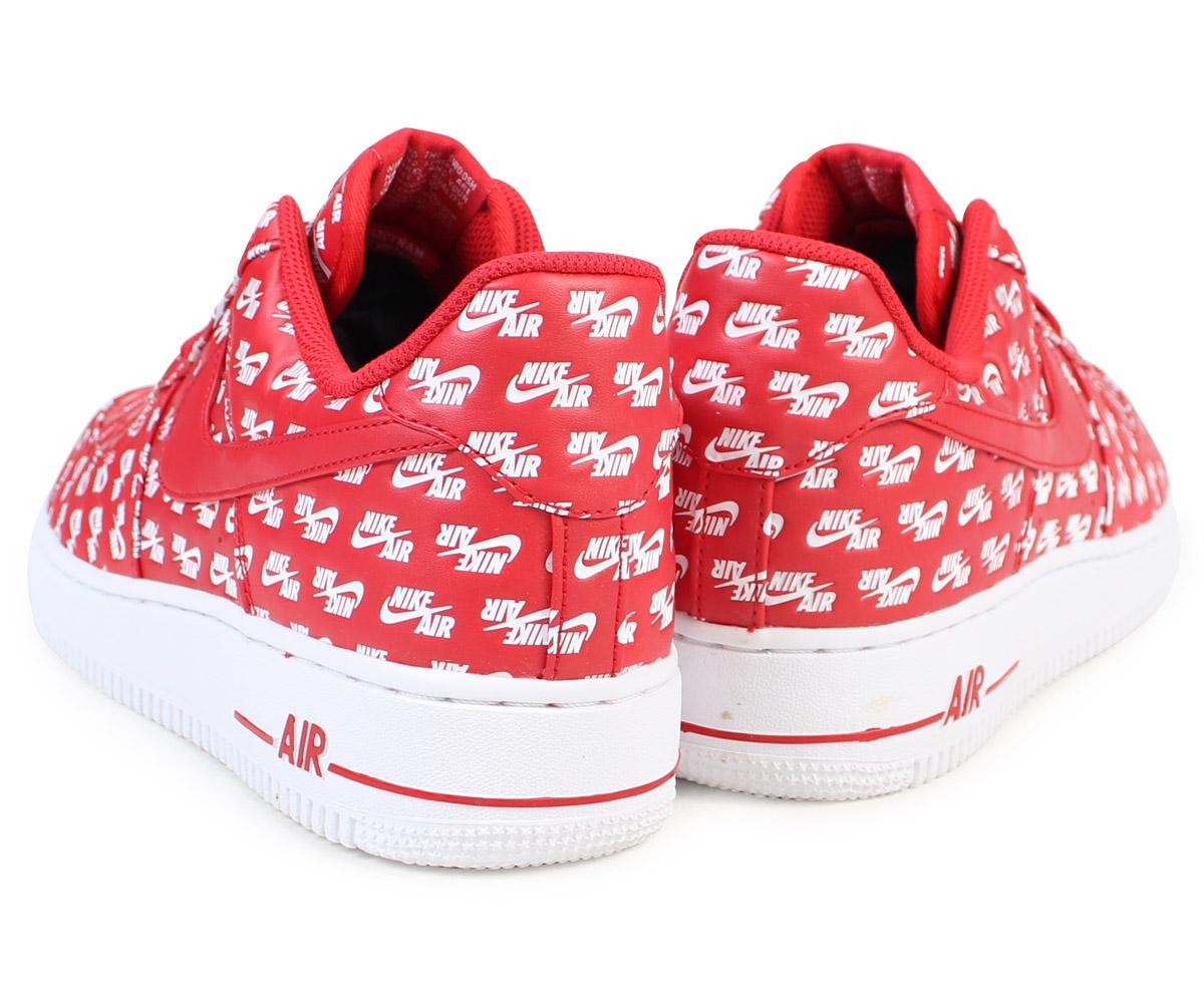 super popular 07b44 2de3d ... NIKE AIR FORCE 1 ALL OVER LOGO Nike air force 1 07 QS sneakers AH8462-  ...