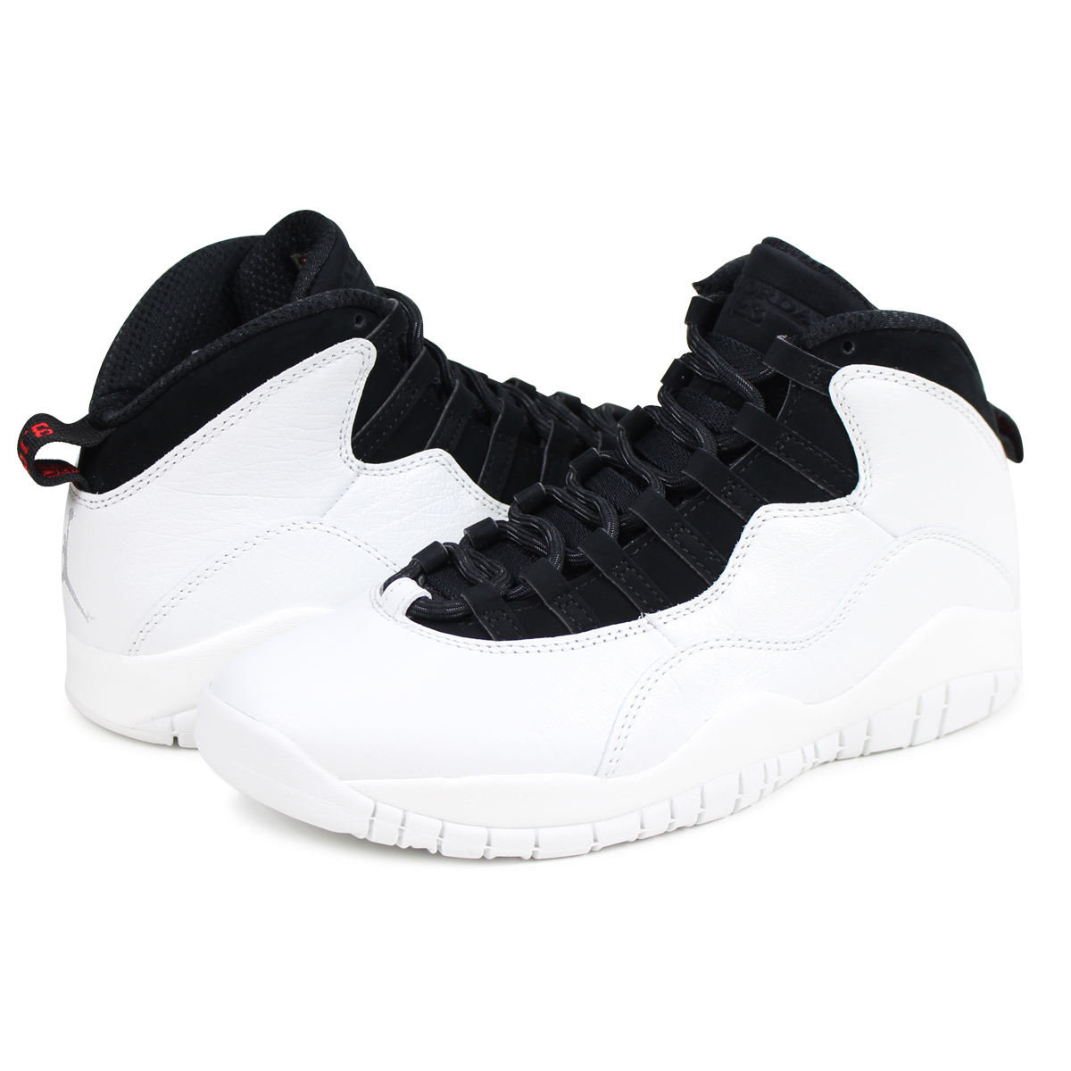 separation shoes 1aa44 5f133 NIKE AIR JORDAN 10 RETRO I M BACK Nike Air Jordan 10 nostalgic sneakers men  ...