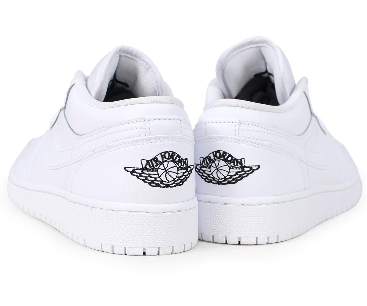 17892332068 ... NIKE AIR JORDAN 1 BG Nike Air Jordan 1 LOW Lady's sneakers 553,560-101  shoes ...