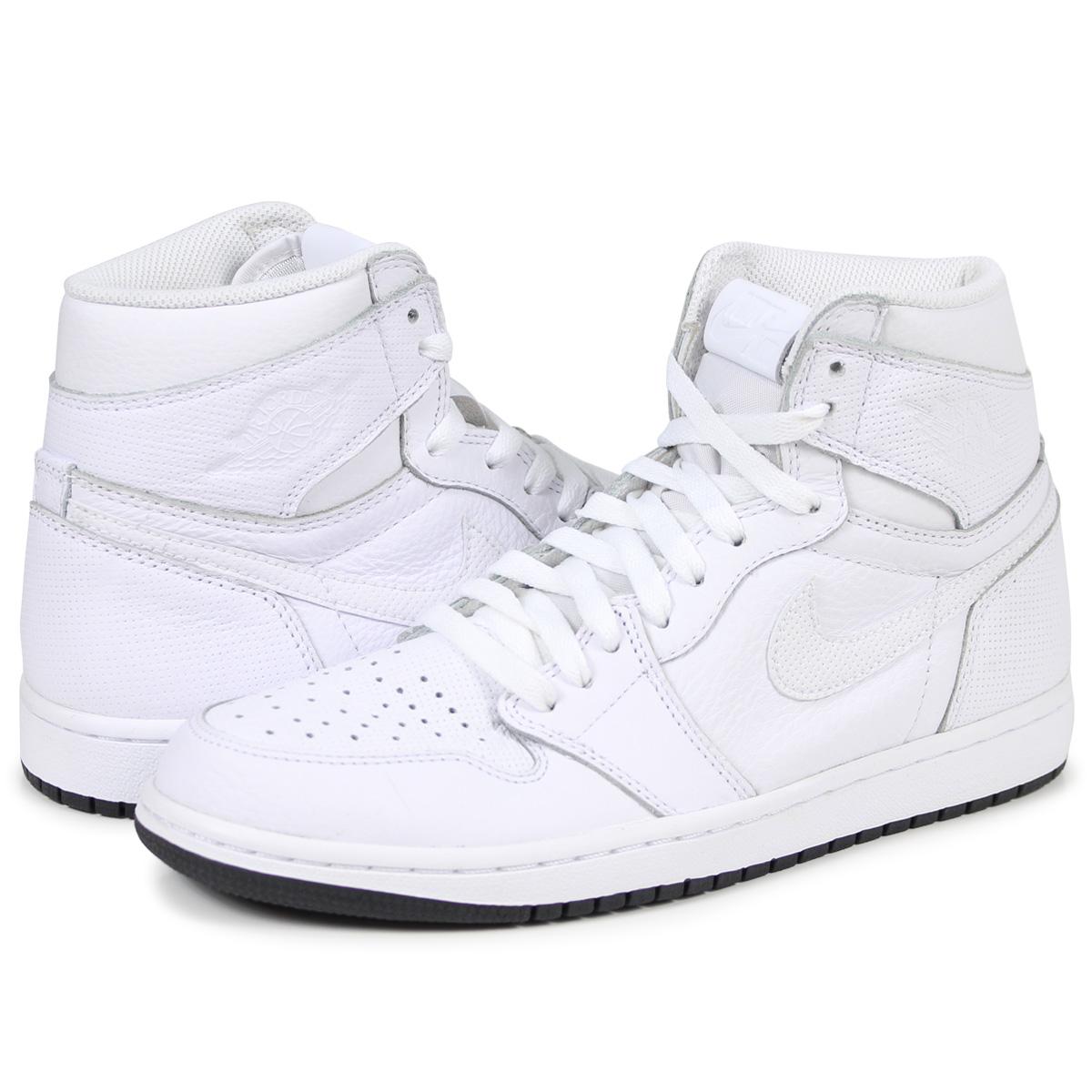 sports shoes b3bde 89ddb NIKE AIR JORDAN 1 RETRO HIGH OG Nike Air Jordan 1 nostalgic high sneakers men  555,088-100 white  load planned Shinnyu load in reservation product 3 15 ...
