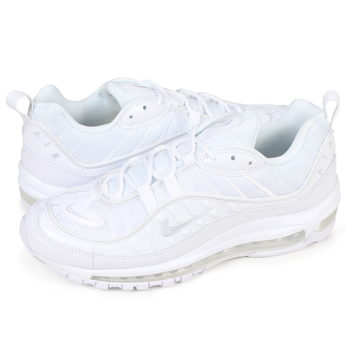 Nike NIKE Air Max 98 sneakers men AIR MAX 98 640,744 106 white white