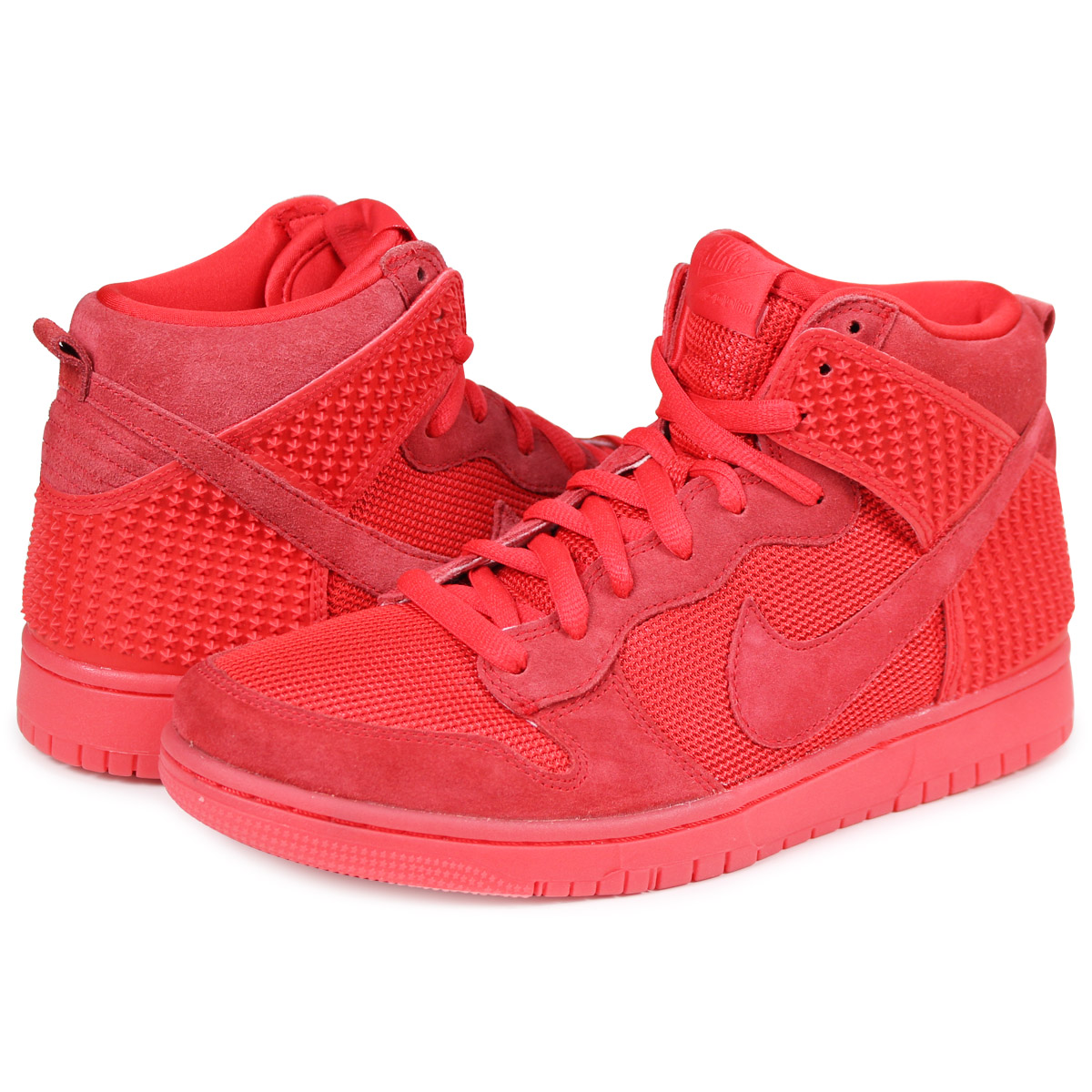 f6dd4f37ea5 NIKE DUNK HIGH DUNK CMFT PREMIUM RED OCTOBER Nike dunk high sneakers men  705