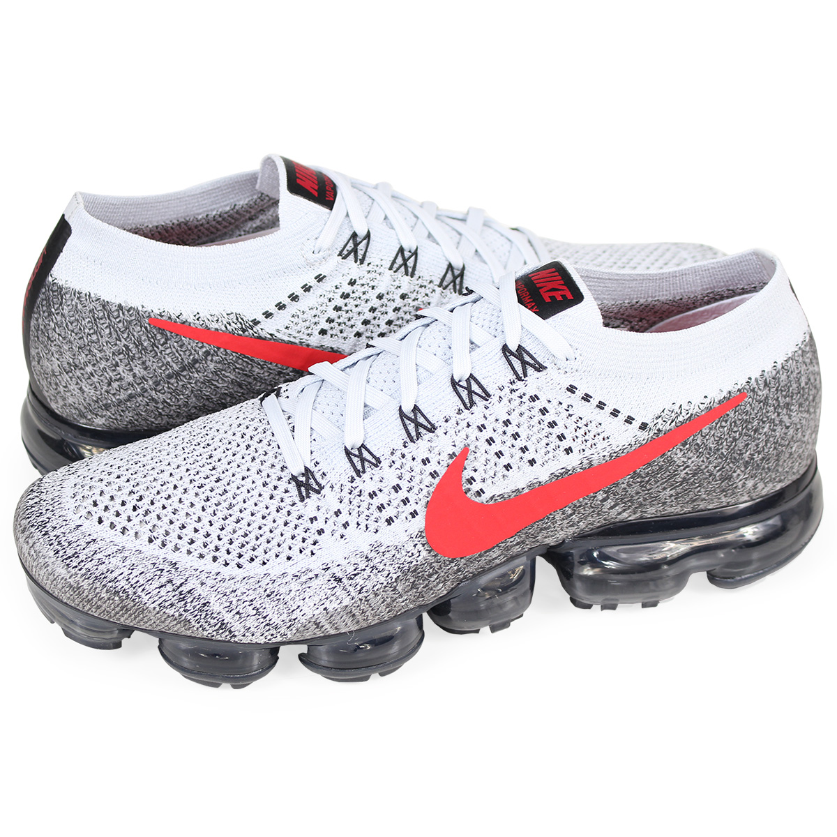 the latest 2310d 0c9e5 NIKE AIR VAPORMAX FLYKNIT Nike air vapor max fried food knit sneakers men  849,558-020 ...