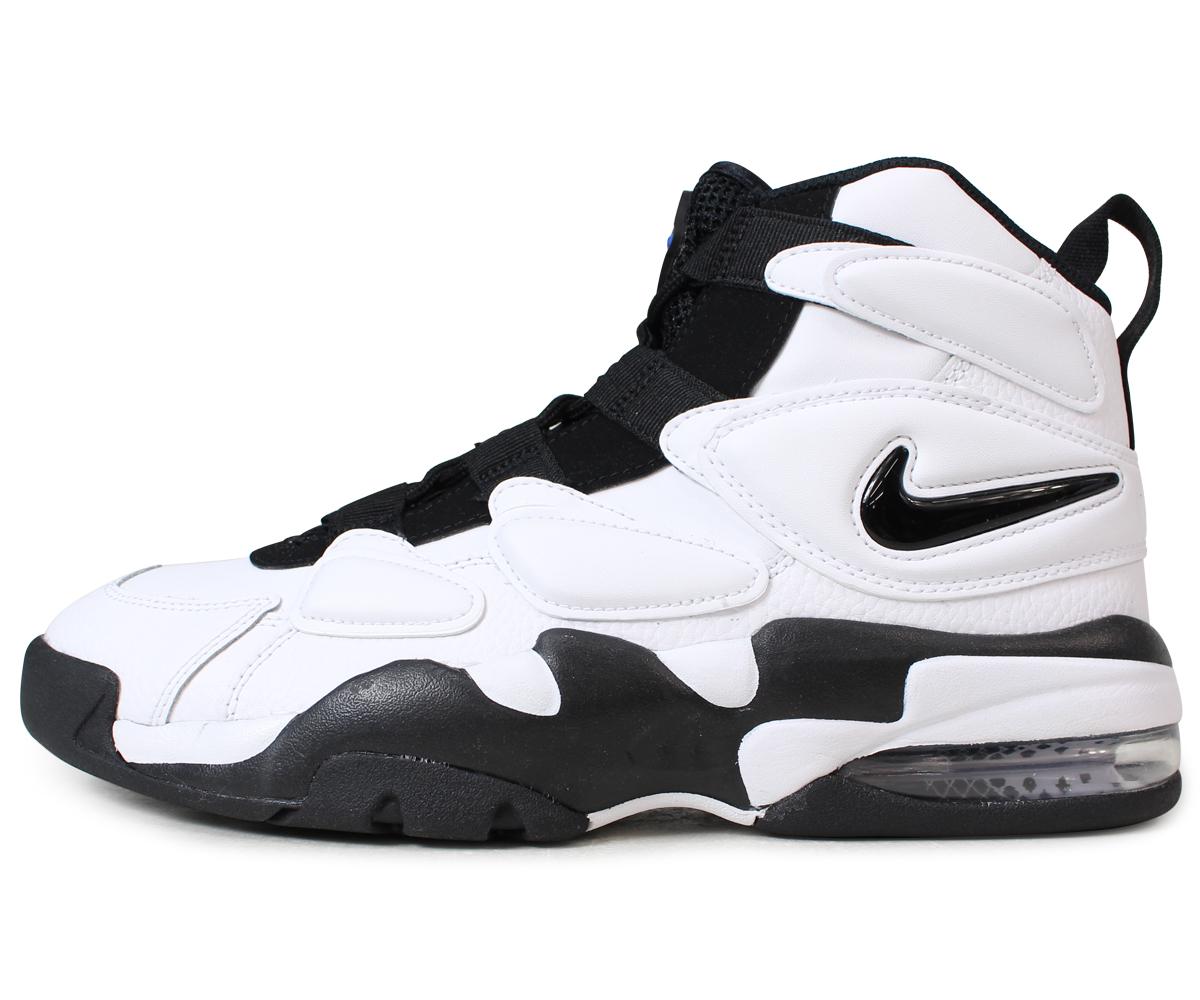Nike NIKE Air Max 2 up tempo sneakers AIR MAX 2 UPTEMPO 94 922,934 101 men's black black