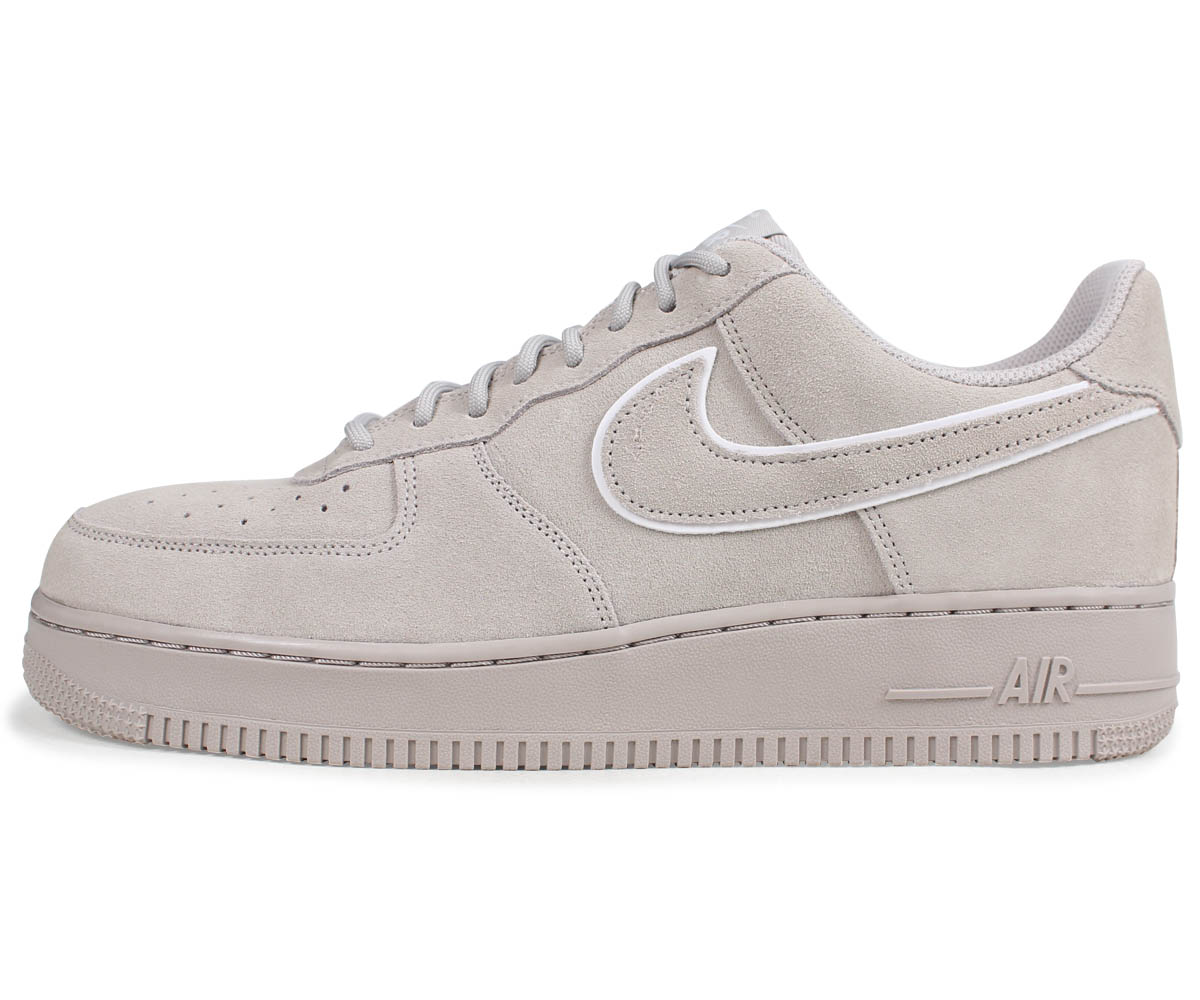 15d005d308f NIKE AIR FORCE 1 SUEDE Nike air force 1 07 LV8 sneakers men AA1117-201 gray   load planned Shinnyu load in reservation product 3 30 containing