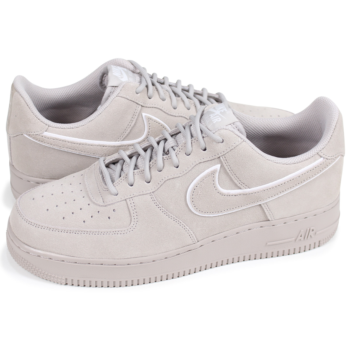 332a268e98e Whats up Sports  NIKE AIR FORCE 1 SUEDE Nike air force 1 07 LV8 ...