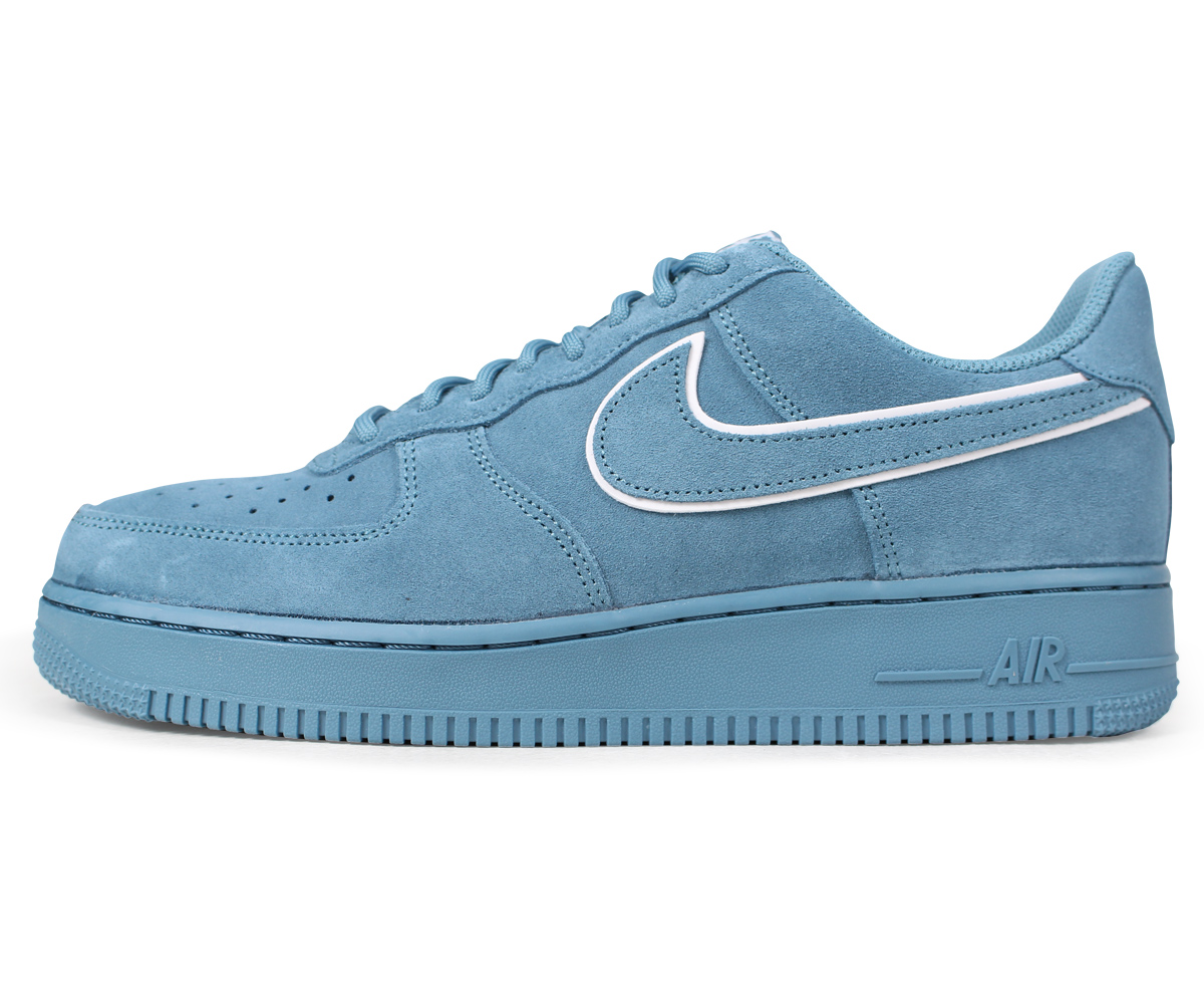 competitive price 62eab ff56e ... NIKE AIR FORCE 1 SUEDE耐吉空軍1 07 LV8運動鞋人AA1117- ...