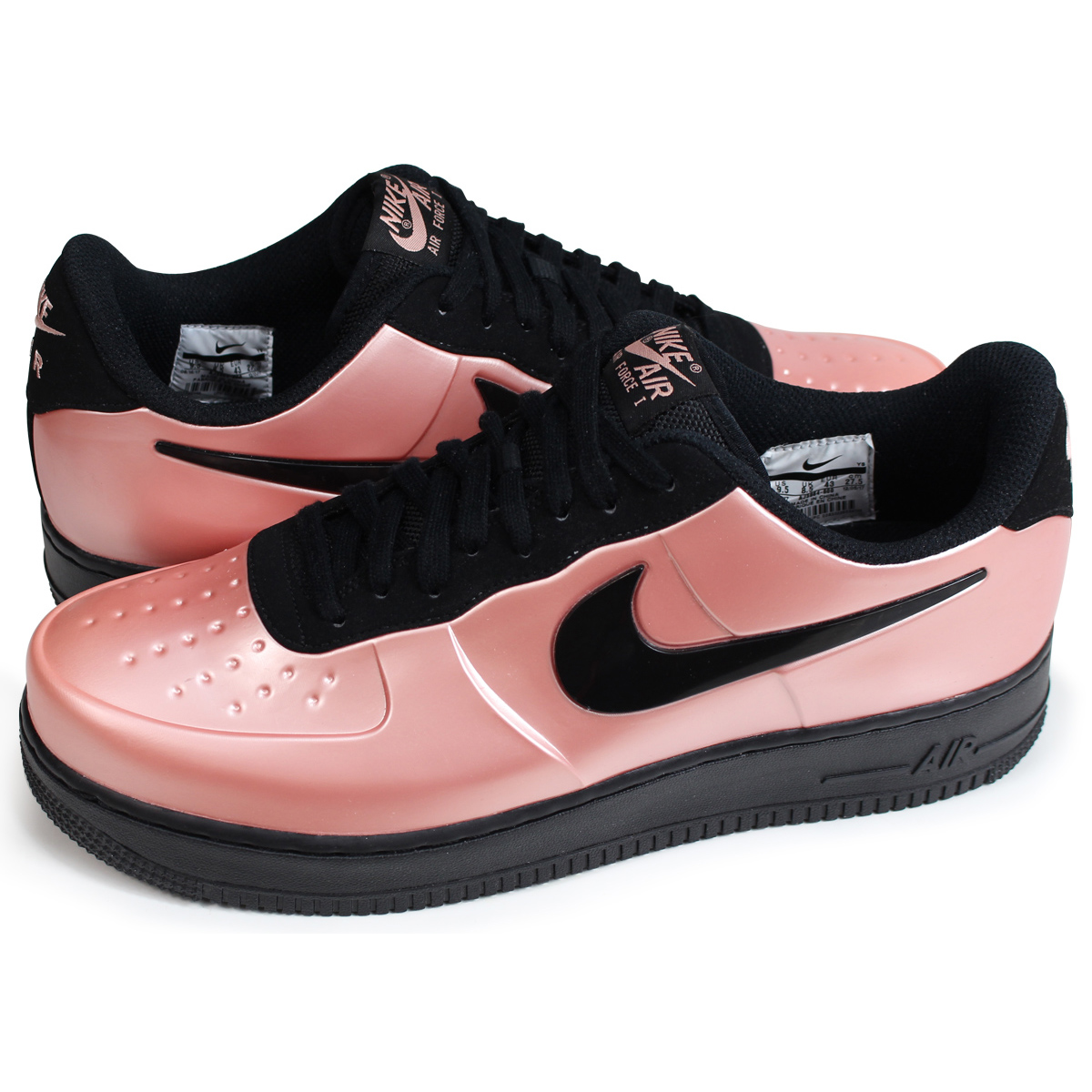aa99ffab513a5 NIKE AIR FORCE 1 FOAMPOSITE PRO CUPSOLE Nike air force 1 フォームポジットスニーカーメンズ  AJ3664-600 pink  5 31 Shinnyu load