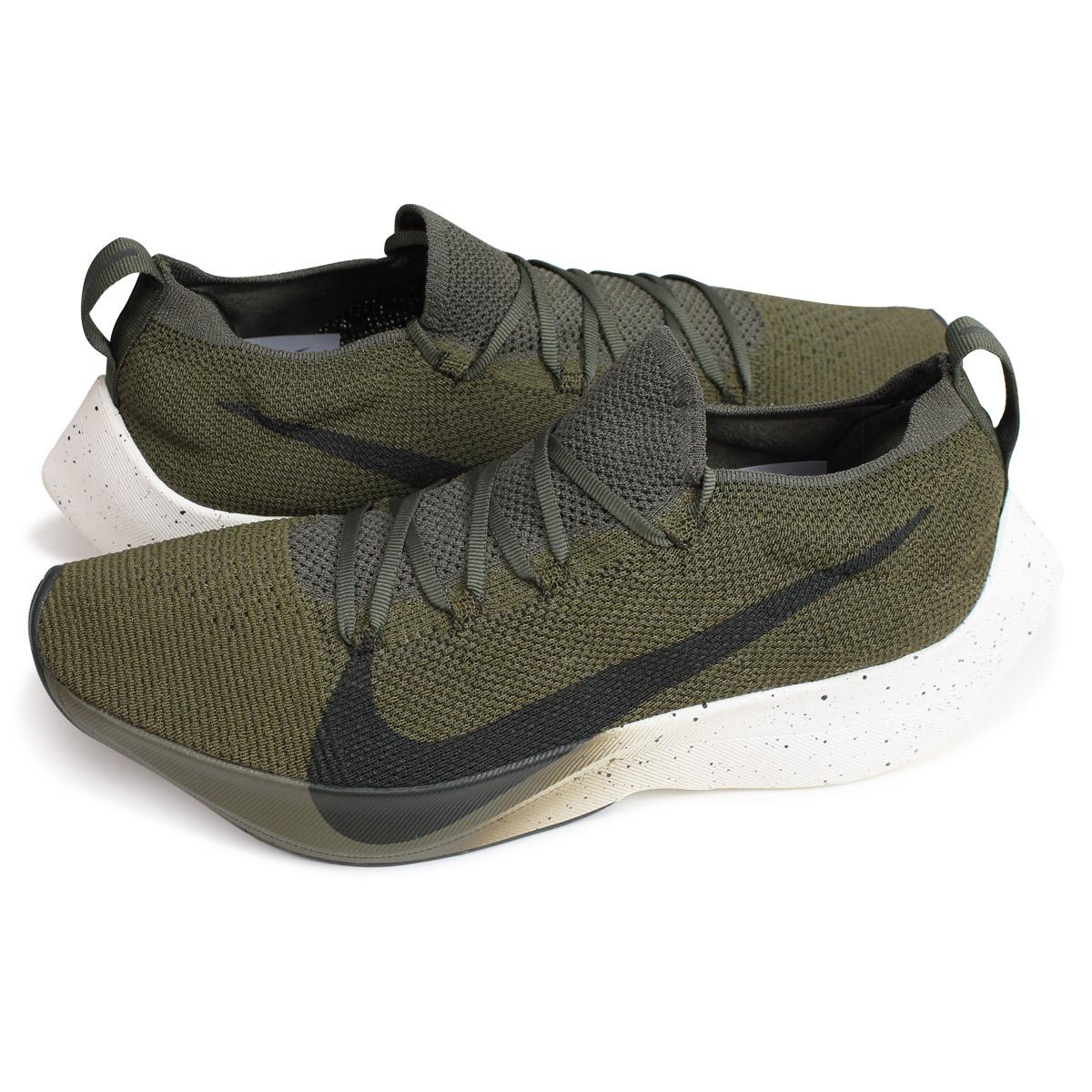 f0912fc2b1 NIKE VAPOR STREET FLYKNIT Nike vapor street sneakers men AQ1763-201 olive  [load planned ...