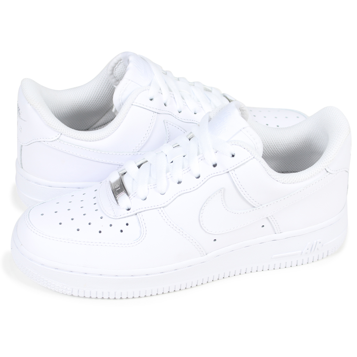 Nike NIKE air force 1 lady's sneakers WMNS AIR FORCE 1 07 315,115 112 white white