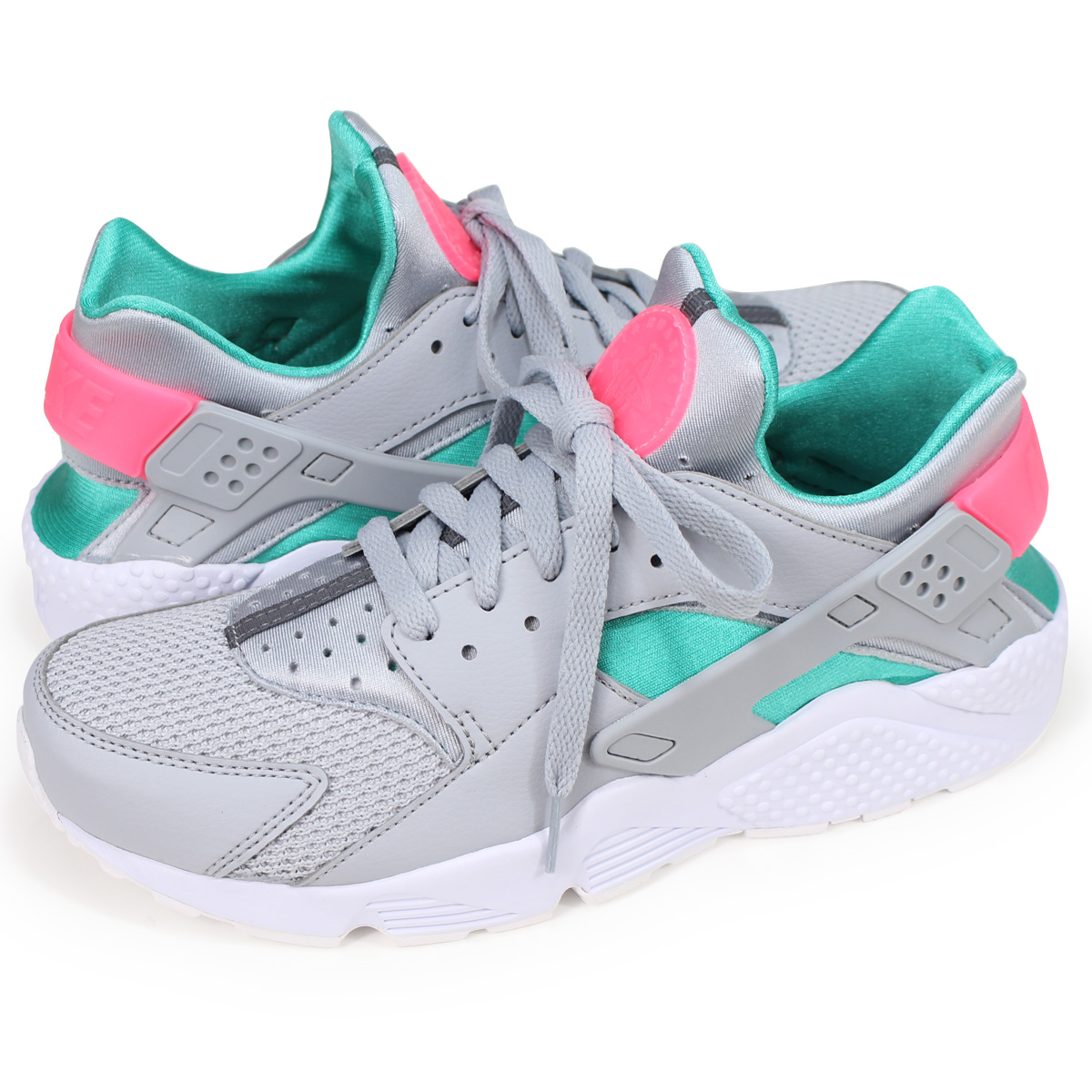 huge selection of 80b4b eab14 NIKE AIR HUARACHE RUN ナイキエアハラチランスニーカーメンズ 318,429-053 gray  load planned  Shinnyu load in reservation product 6 29 containing