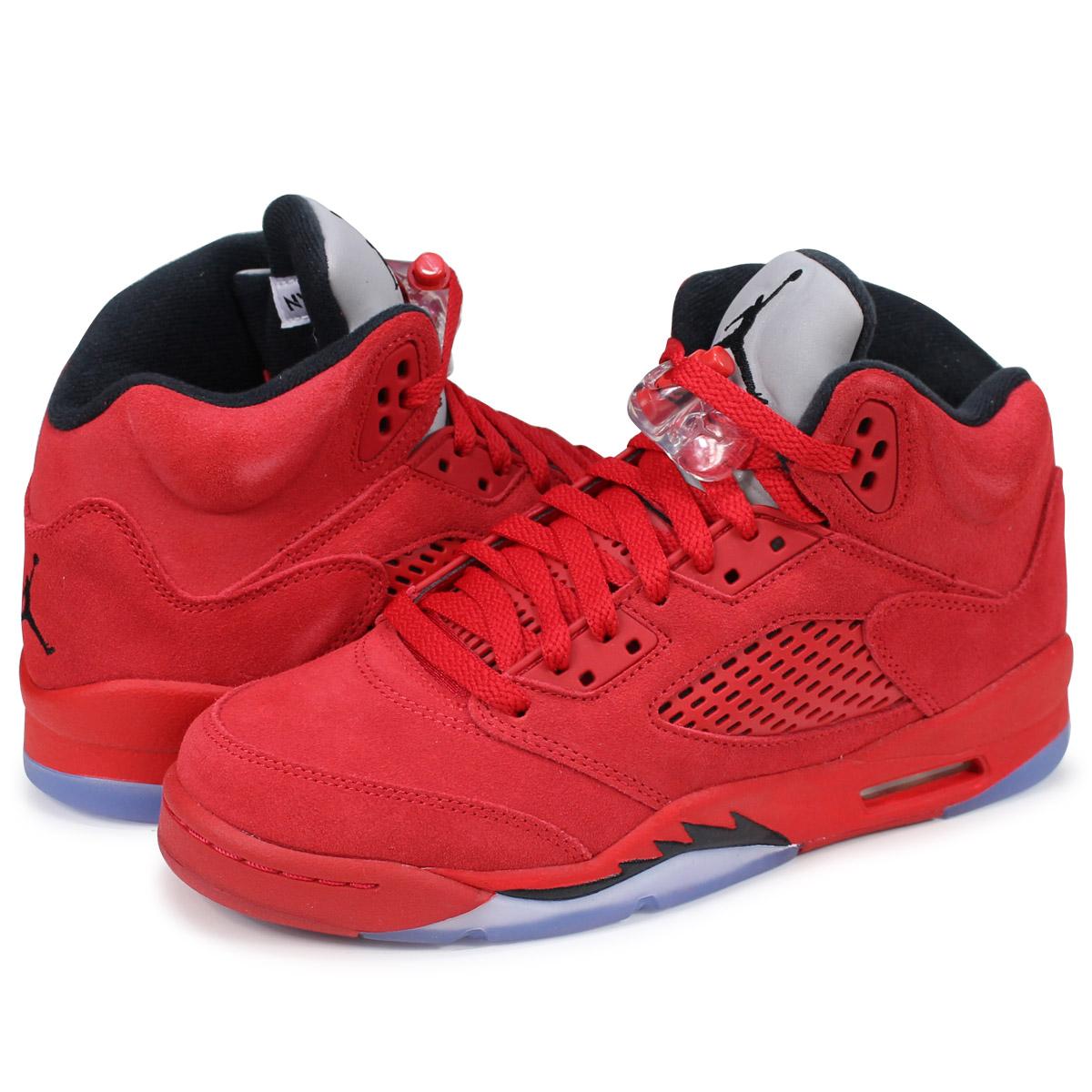 sports shoes 7f85f 28443 NIKE AIR JORDAN 5 RETRO BG Nike Air Jordan 5 nostalgic lady's sneakers  440,888-602 ...
