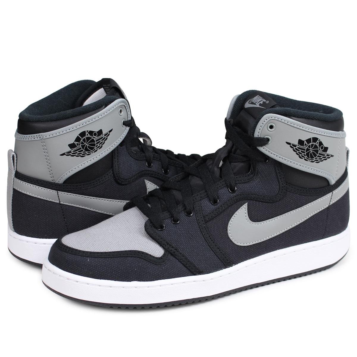 Nike 1 638471 Men's Hi Grey Og Sneakers Jordan Air 003 Shoes Black Ko Retro XwPkOiuTlZ