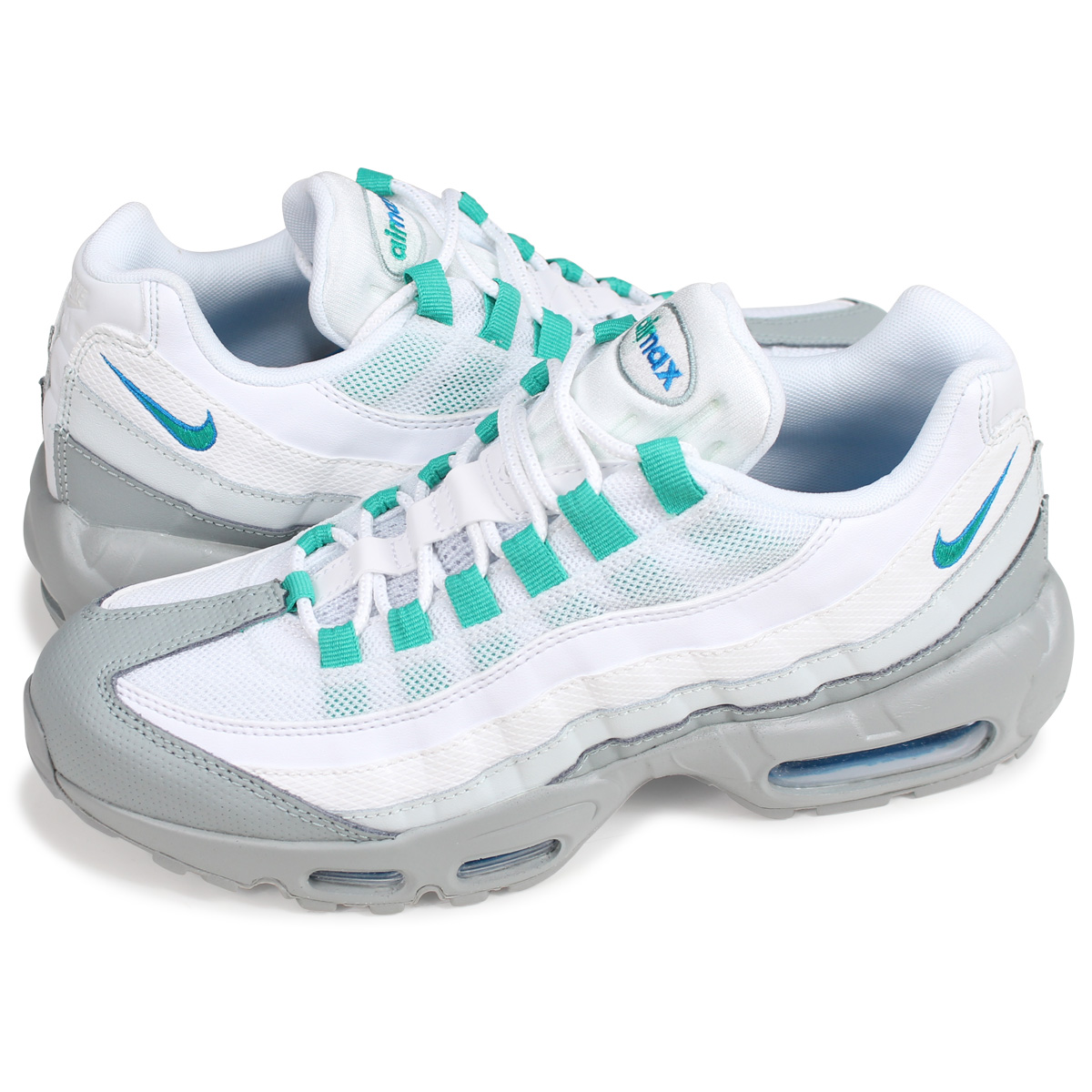 the best attitude ef74b 92ea7 NIKE AIR MAX 95 ESSENTIAL Kie Ney AMAX 95 essential sneakers men  749,766-032 light ...