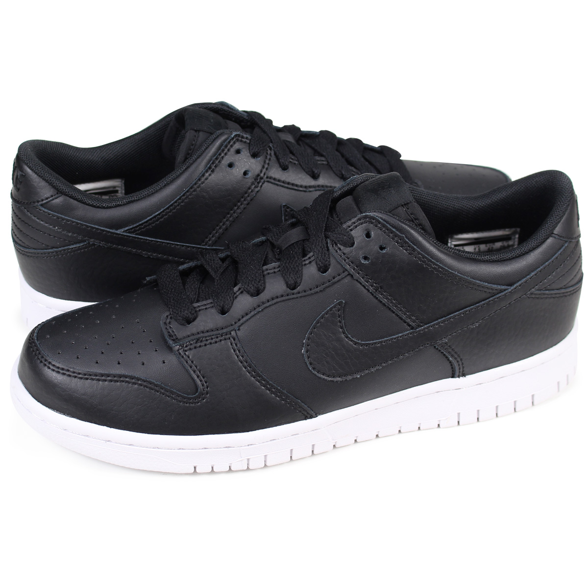 official photos a71d6 92f99 Nike NIKE dunk low sneakers DUNK LOW men 904,234-003 shoes black 71  Shinnyu load