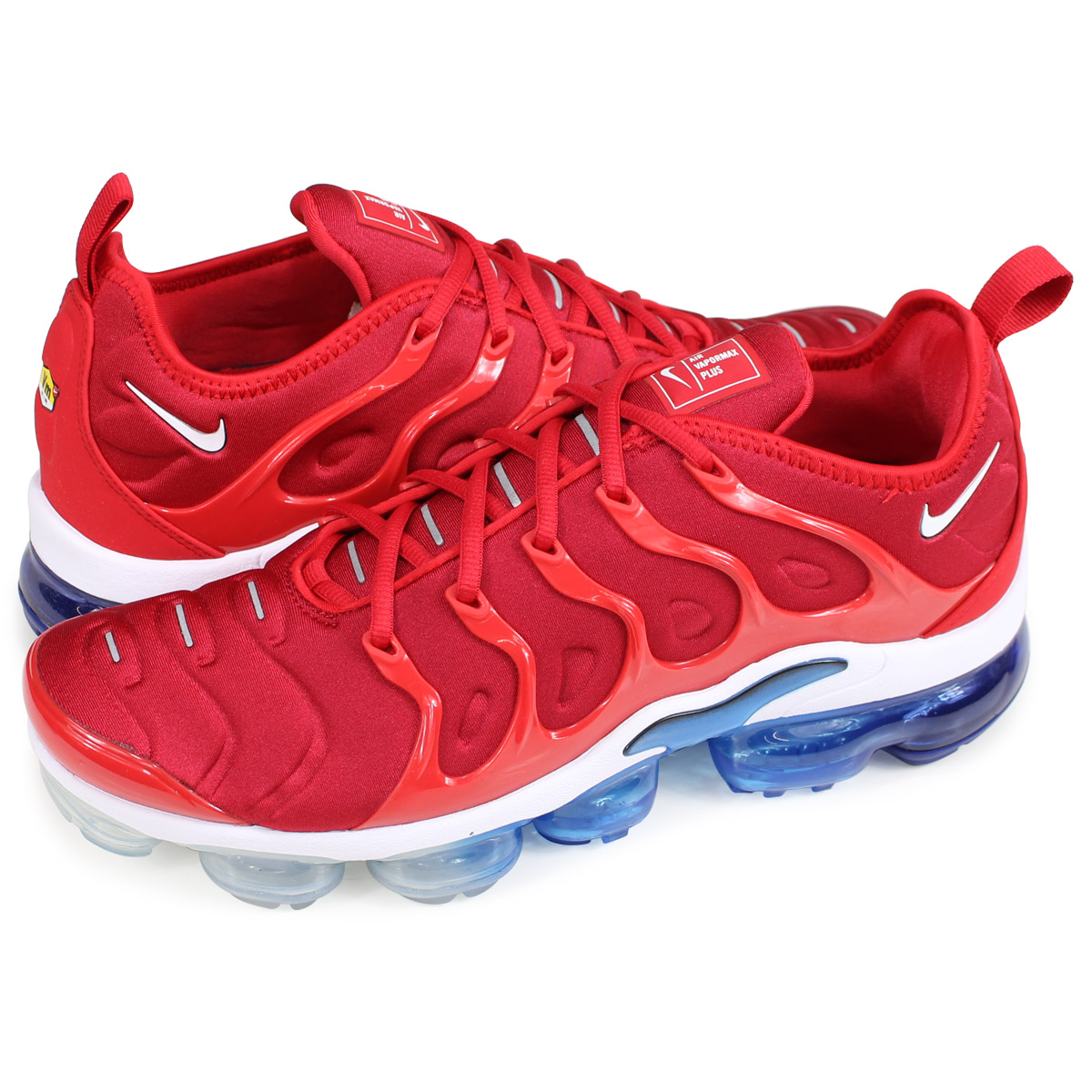 86d14059c5dc6 Whats up Sports  NIKE AIR VAPORMAX PLUS Nike air vapor max plus ...