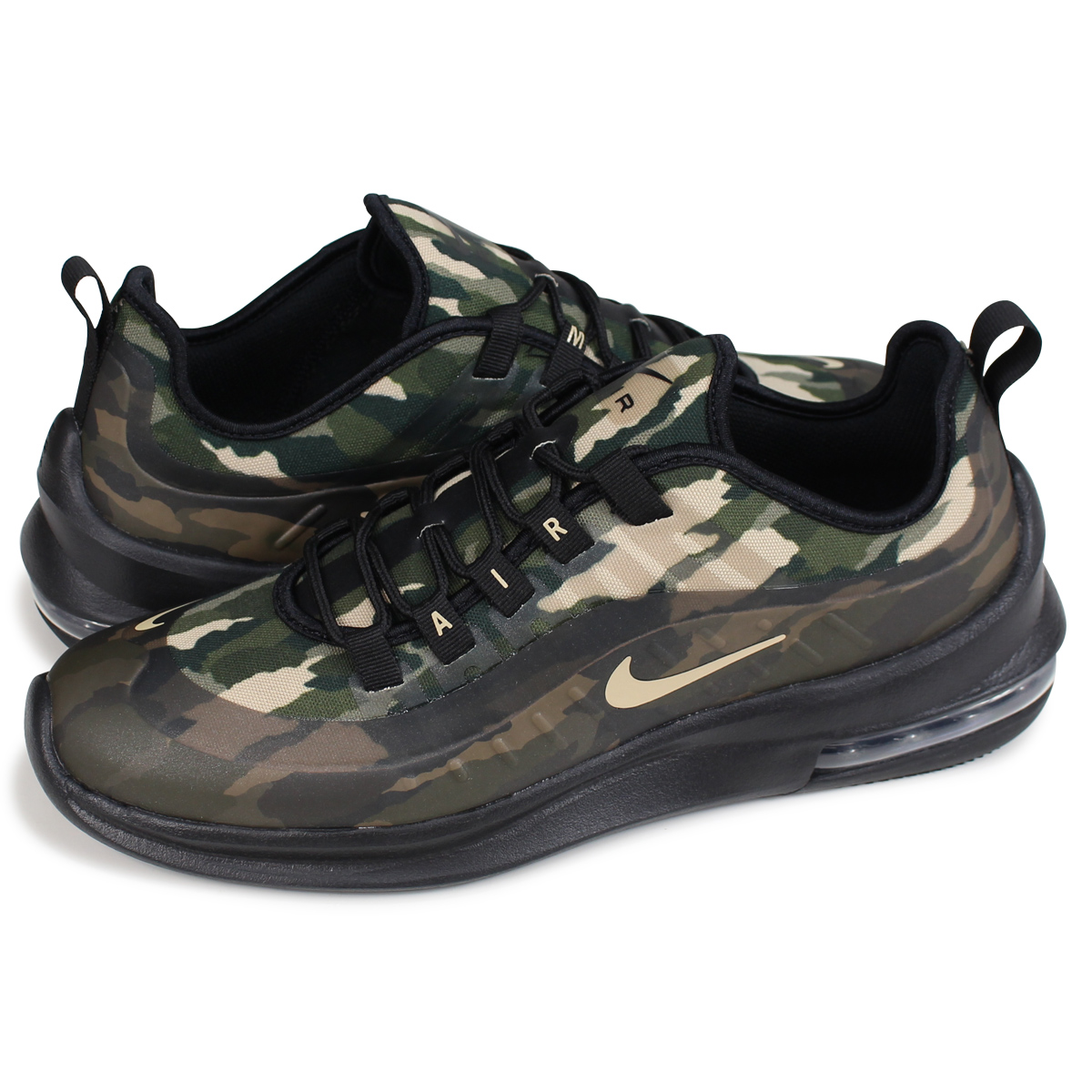 NIKE AIR MAX AXIS PREMIUM Kie Ney AMAX axis sneakers men AA2148 002 duck [load planned Shinnyu load in reservation product 97 containing]