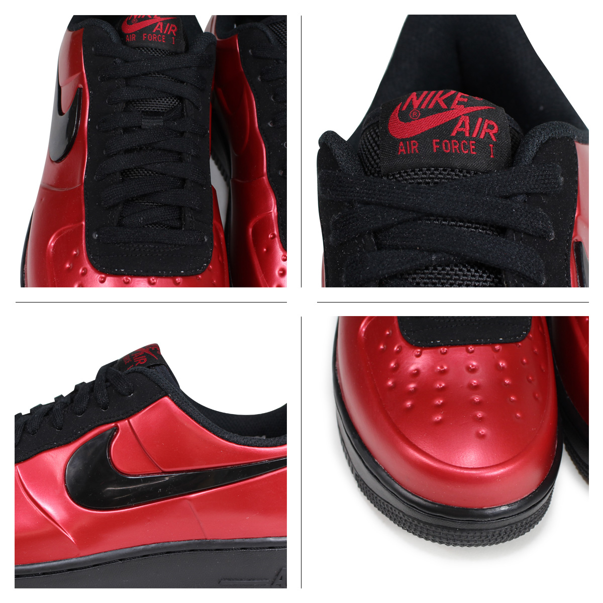 a71833f271c5 NIKE AIR FORCE 1 FOAMPOSITE PRO CUP AF1 Nike air force 1 sneakers men AJ3664-601  red  load planned Shinnyu load in reservation product 7 19 containing