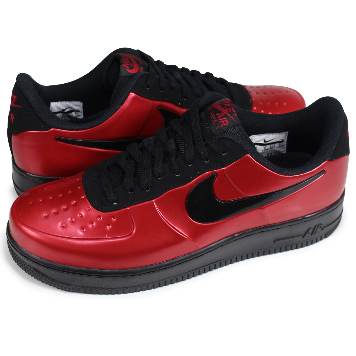NIKE AIR FORCE 1 FOAMPOSITE PRO CUP AF1 Nike air force 1 sneakers men AJ3664 601 red [load planned Shinnyu load in reservation product 719