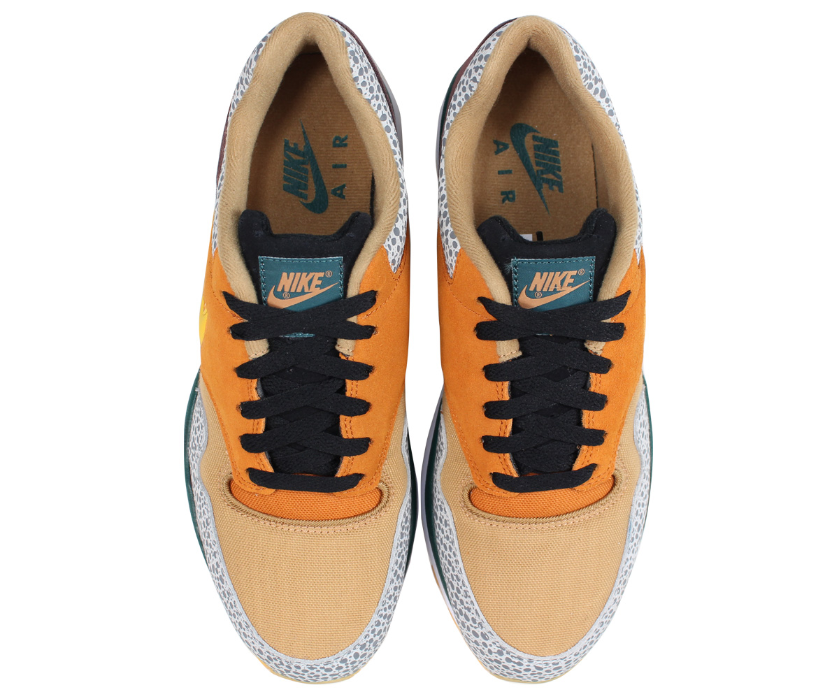 on sale 65e0c ad1aa NIKE AIR SAFARI SE Nike air safari sneakers men AO3298-800 brown load  planned Shinnyu load in reservation product 820 containing