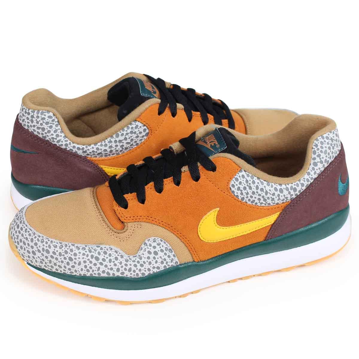 7830ebc1de37a5 NIKE AIR SAFARI SE Nike air safari sneakers men AO3298-800 brown  load  planned Shinnyu load in reservation product 8 20 containing