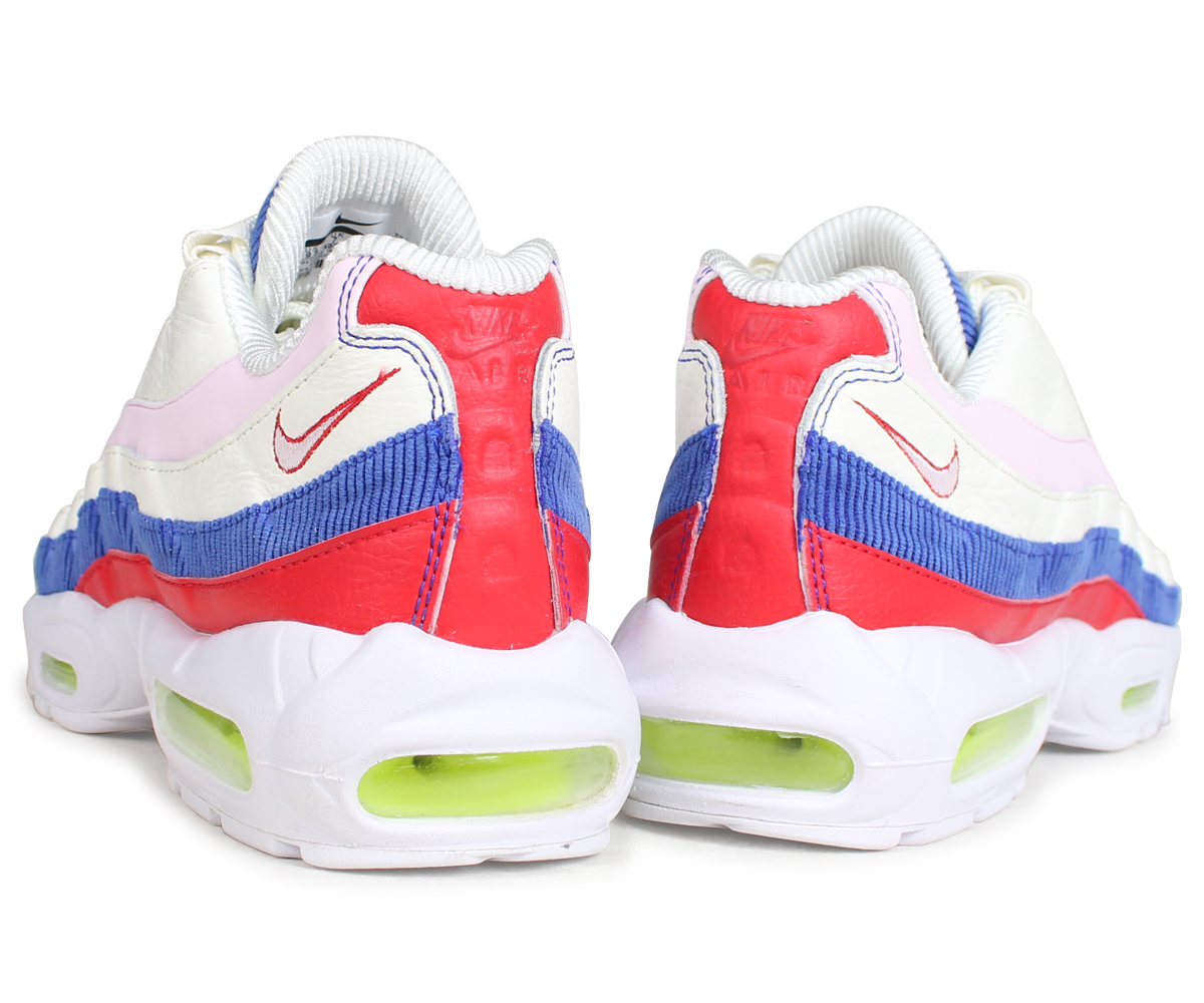 a60bf529fd3f1e NIKE WMNS AIR MAX 95 SE Kie Ney AMAX 95 sneakers men AQ4138-101 gray  load  planned Shinnyu load in reservation product 7 6 containing