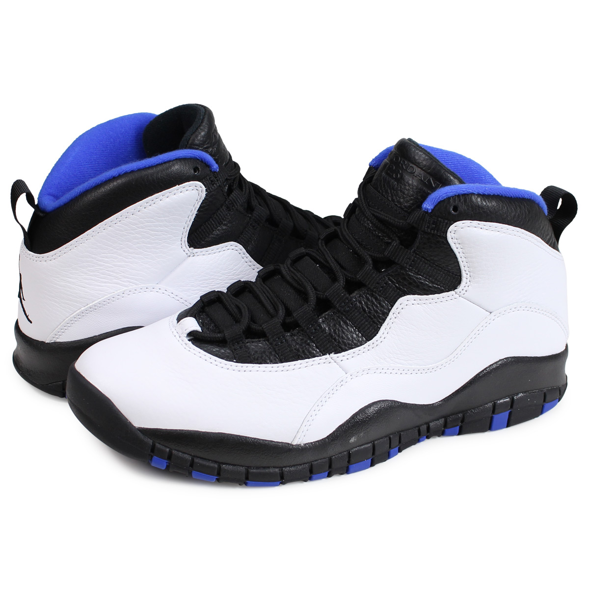 check out ec7e8 ebfe8 Nike NIKE Air Jordan 10 nostalgic sneakers men AIR JORDAN 10 RETRO ORLANDO  white 310,805-108  load planned Shinnyu load in reservation product 12 11  ...