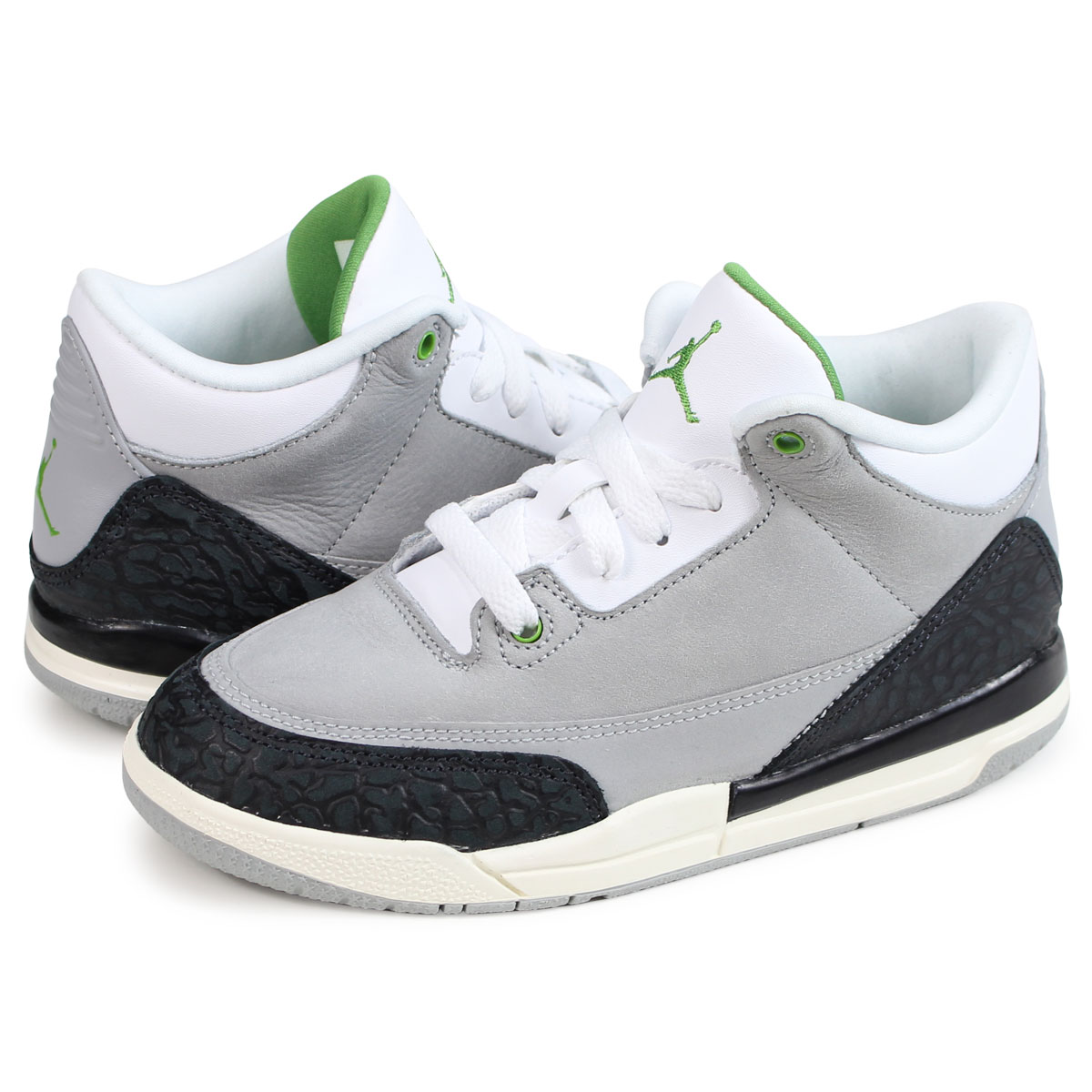 a2d3a1a548 Whats up Sports: Nike NIKE Air Jordan 3 nostalgic kids sneakers AIR ...