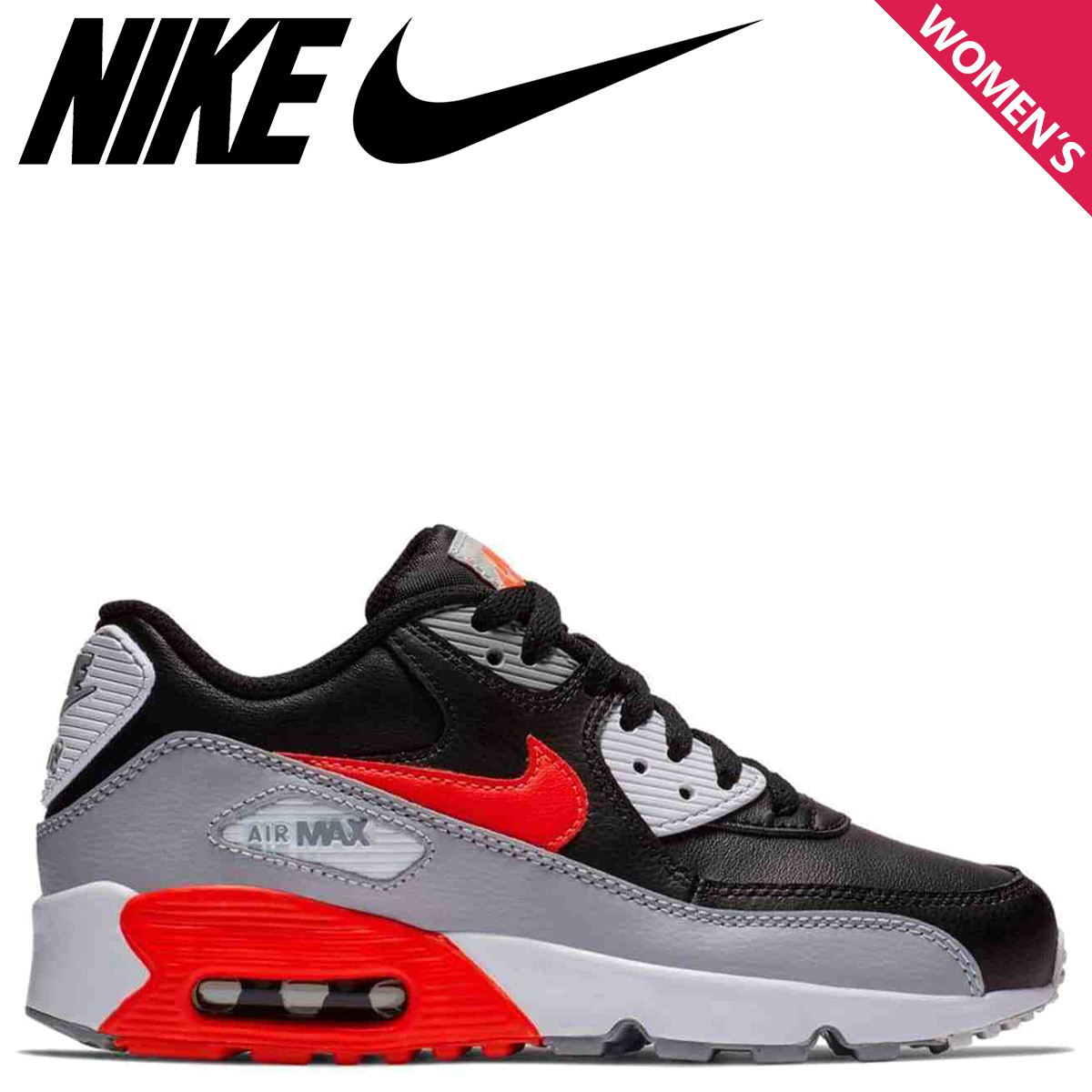 e31ba5db4466  brand NIKE getting high popularity from sneakers freak . GS model appears  in AIR MAX 90 ...