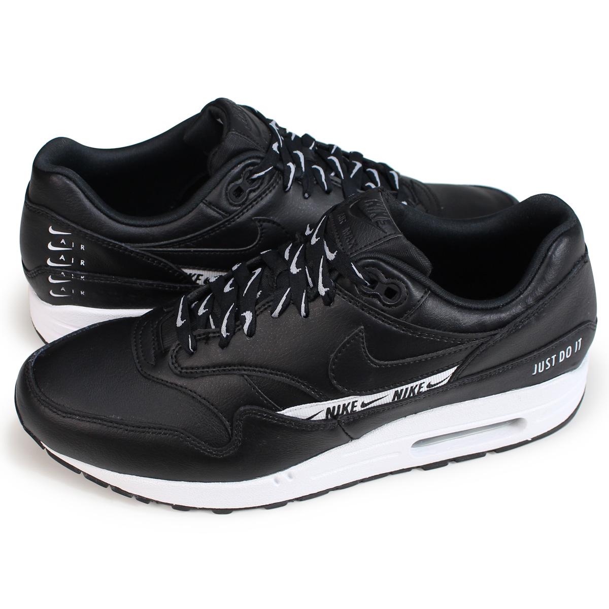 Nike WMNS Air Max 1 SE (schwarz weiß) 881101 005 | 43einhalb Sneaker Store