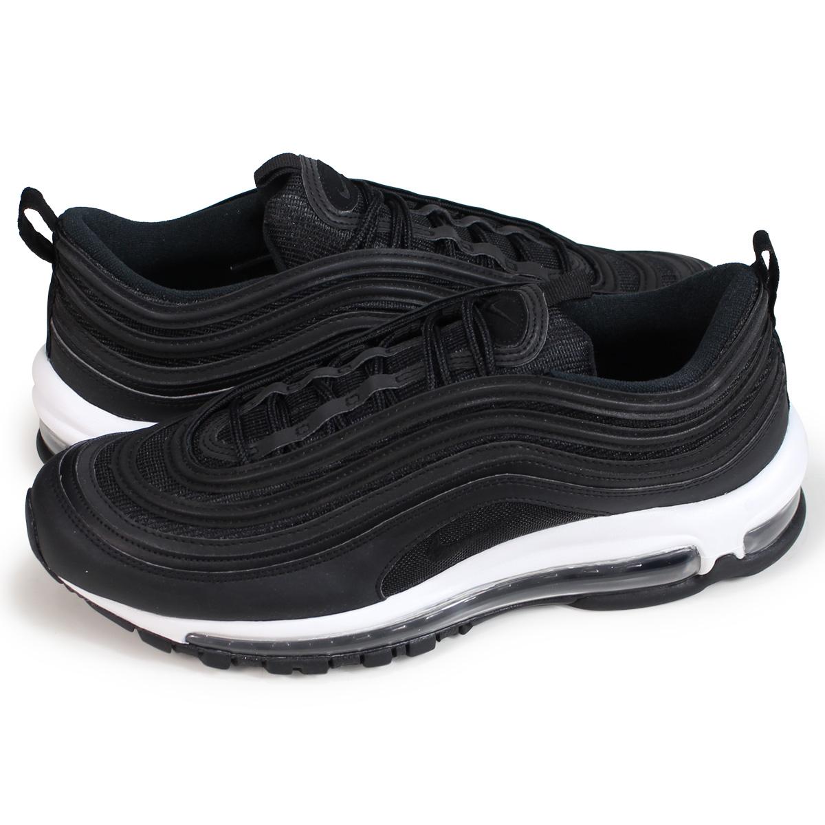 096bcd600a6df Nike NIKE Air Max 97 lady's men's sneakers WMNS AIR MAX 97 921,733-006  black ...