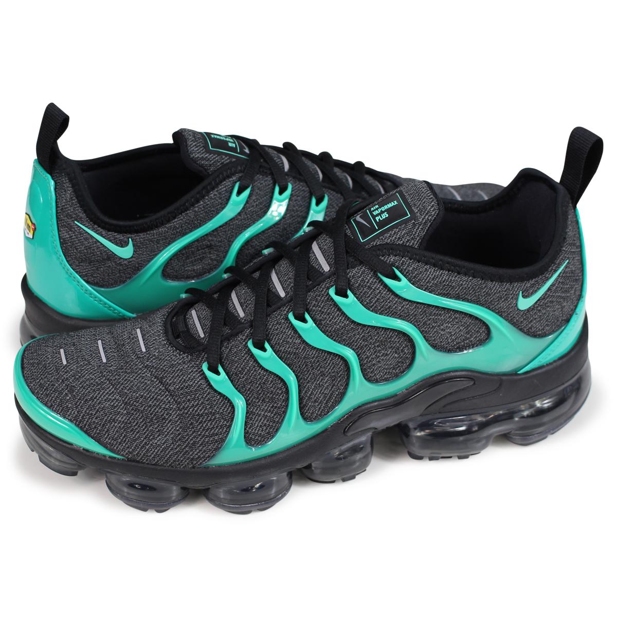 Nike NIKE air vapor max plus sneakers men AIR VAPORMAX PLUS 924,453 013 black