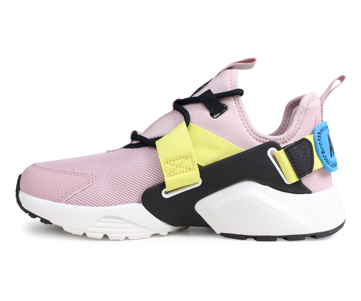 b5c639a5922fb Dazzling Nike Air Huarache City Low White Concord Laser Pink Wolf ... Whats  up Sports  Nike NIKE エアムラãƒ