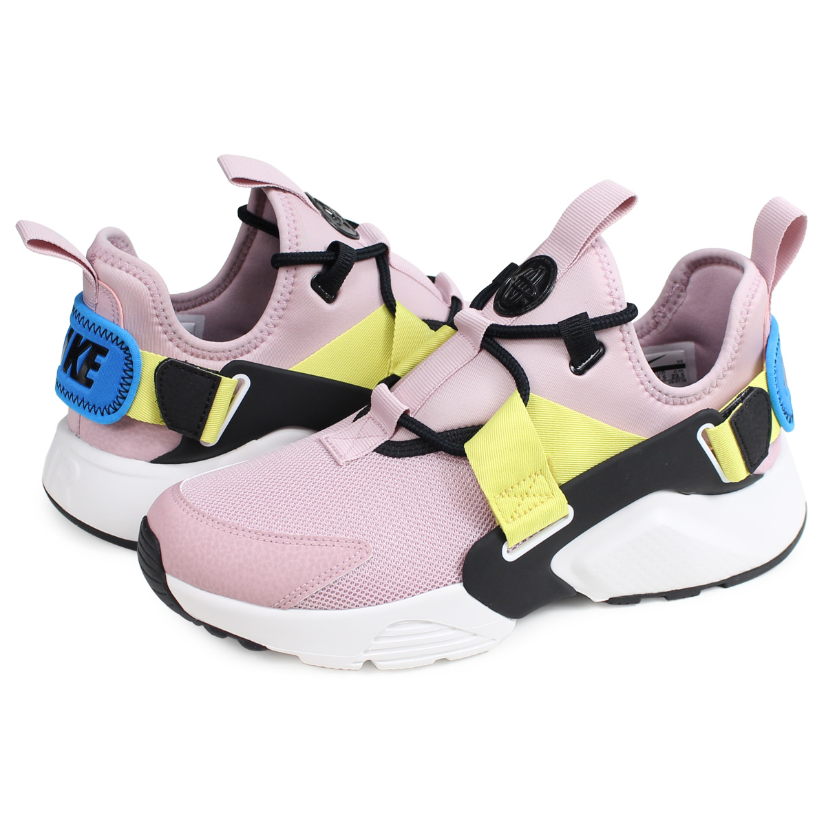 release date 02956 c0037 Nike NIKE エアハラチシティスニーカーレディースメンズ WMNS AIR HUARACHE CITY LOW pink AH6804-500